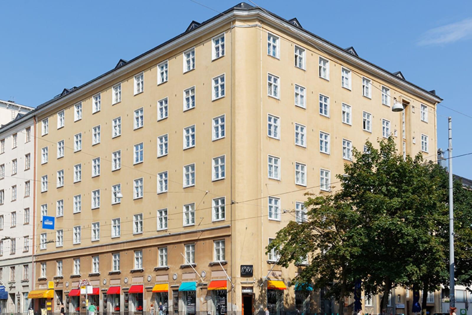 Helsinki, Sörnäinen, Kulmavuorenkatu 2