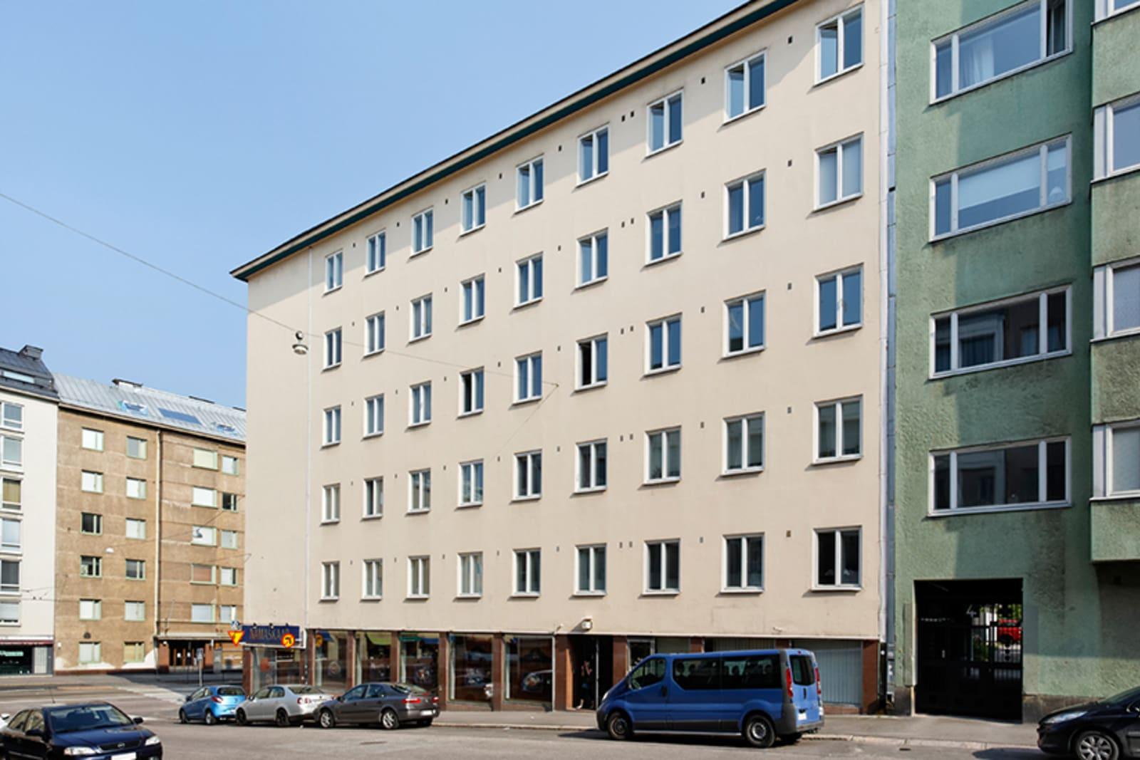 Helsinki, Taka-Töölö, Päivärinnankatu 2