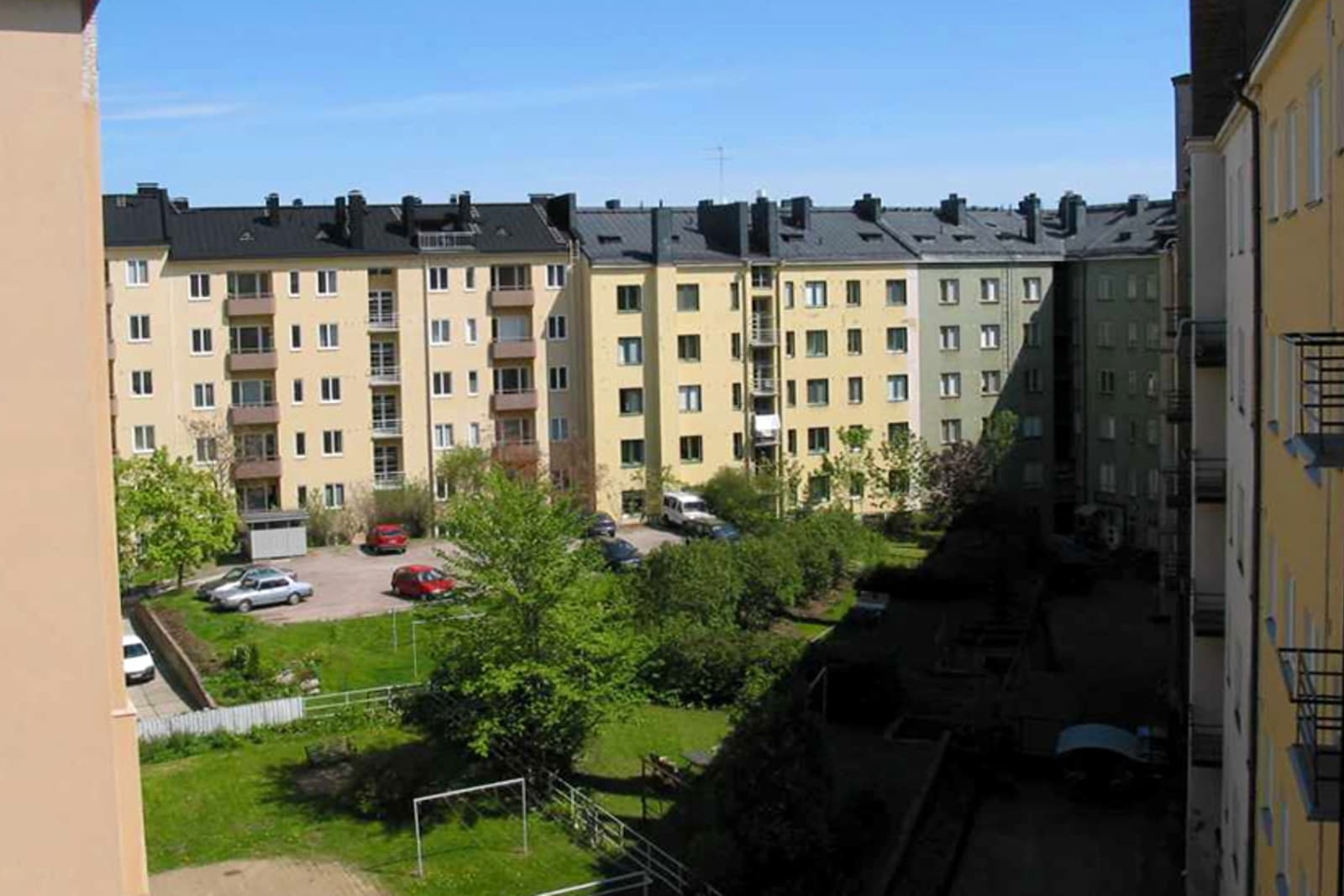 Helsinki, Taka-Töölö, Messeniuksenkatu 5