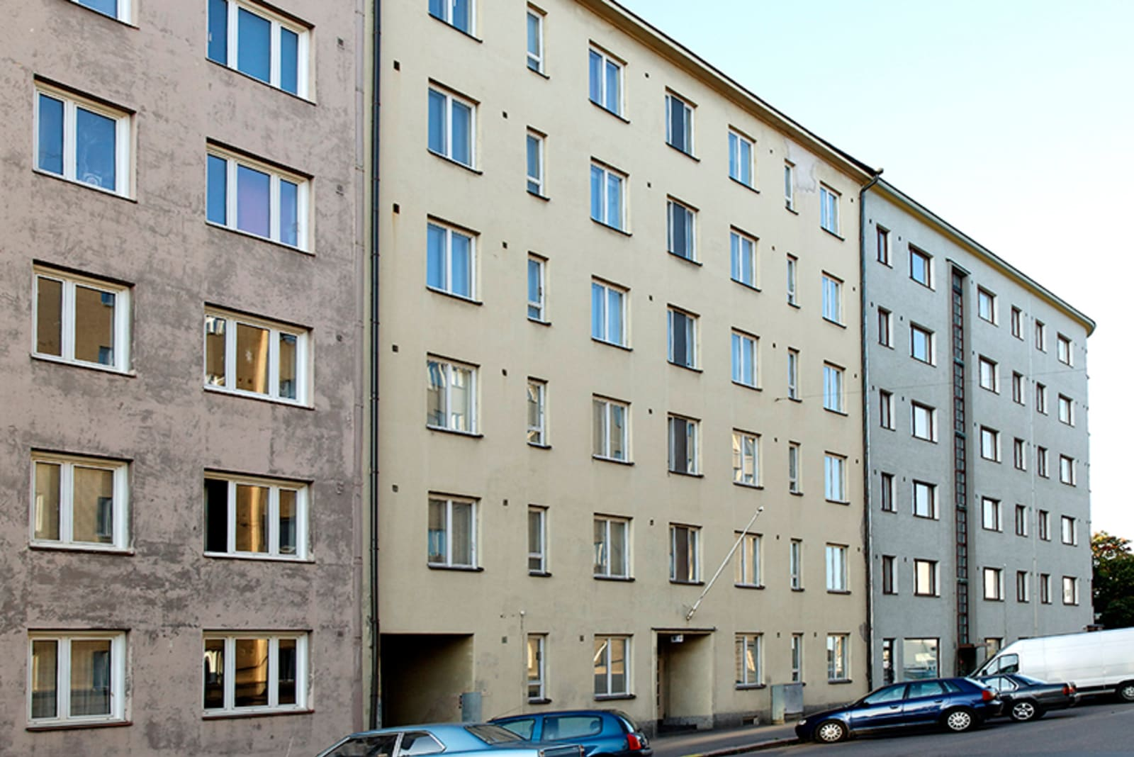 Helsinki, Taka-Töölö, Messeniuksenkatu 8