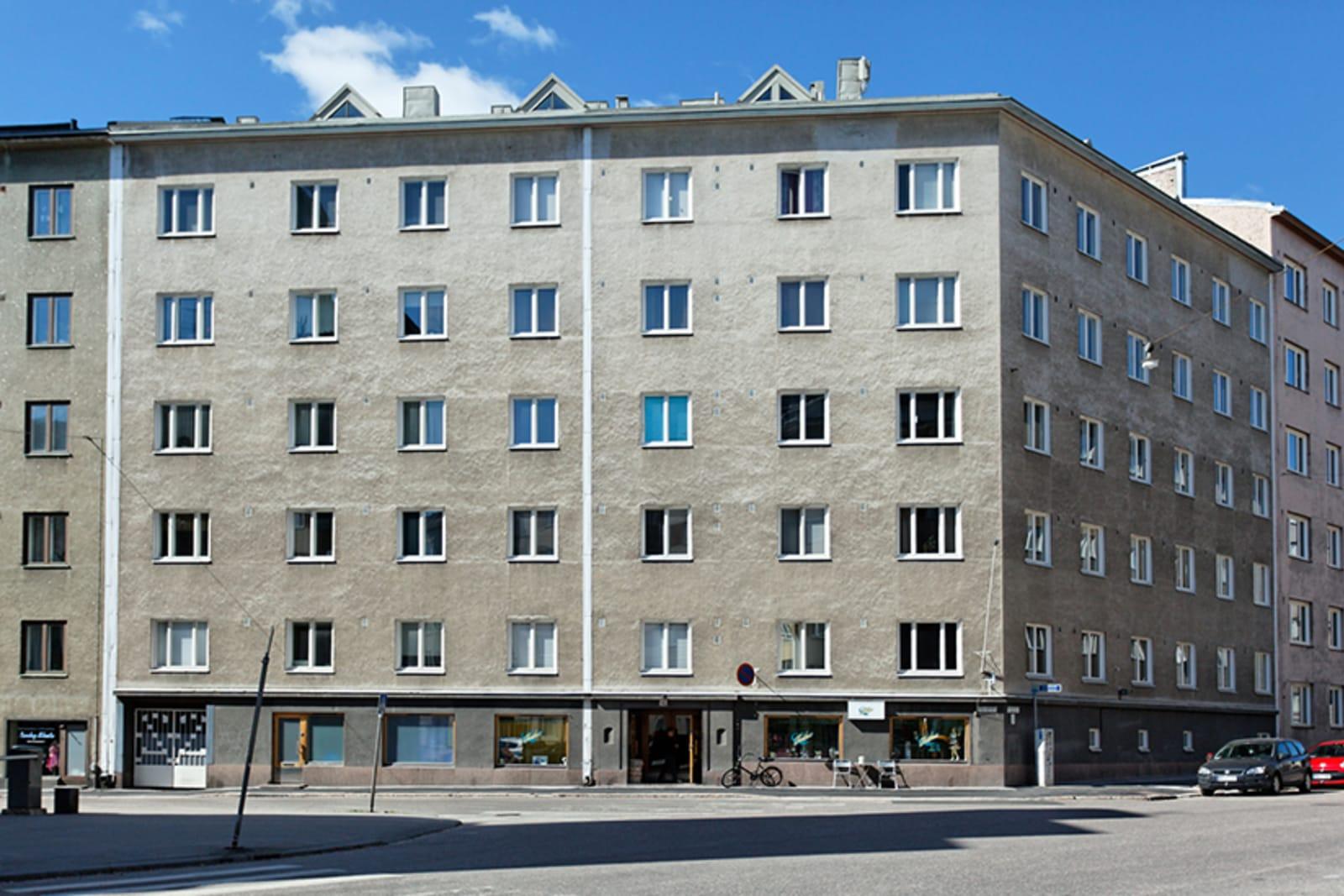 Helsinki, Taka-Töölö, Minna Canthin katu 24