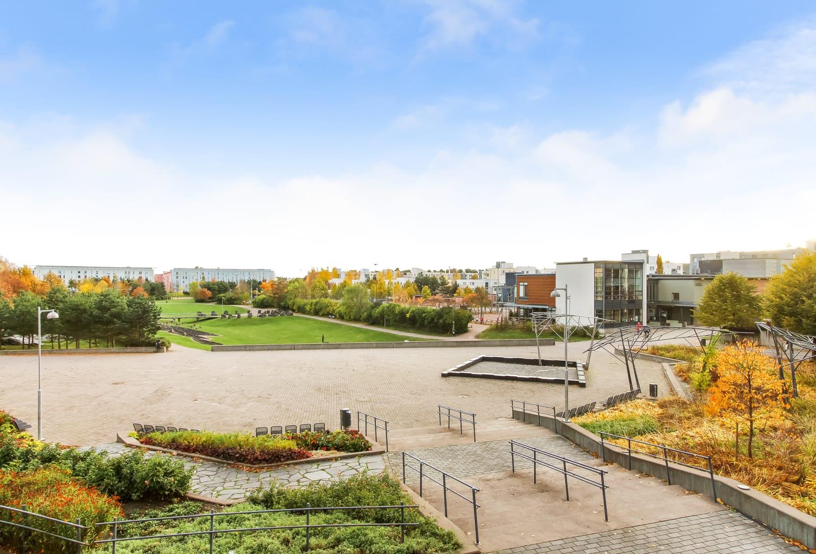 Helsinki, Vuosaari, Pohjavedenkatu 10