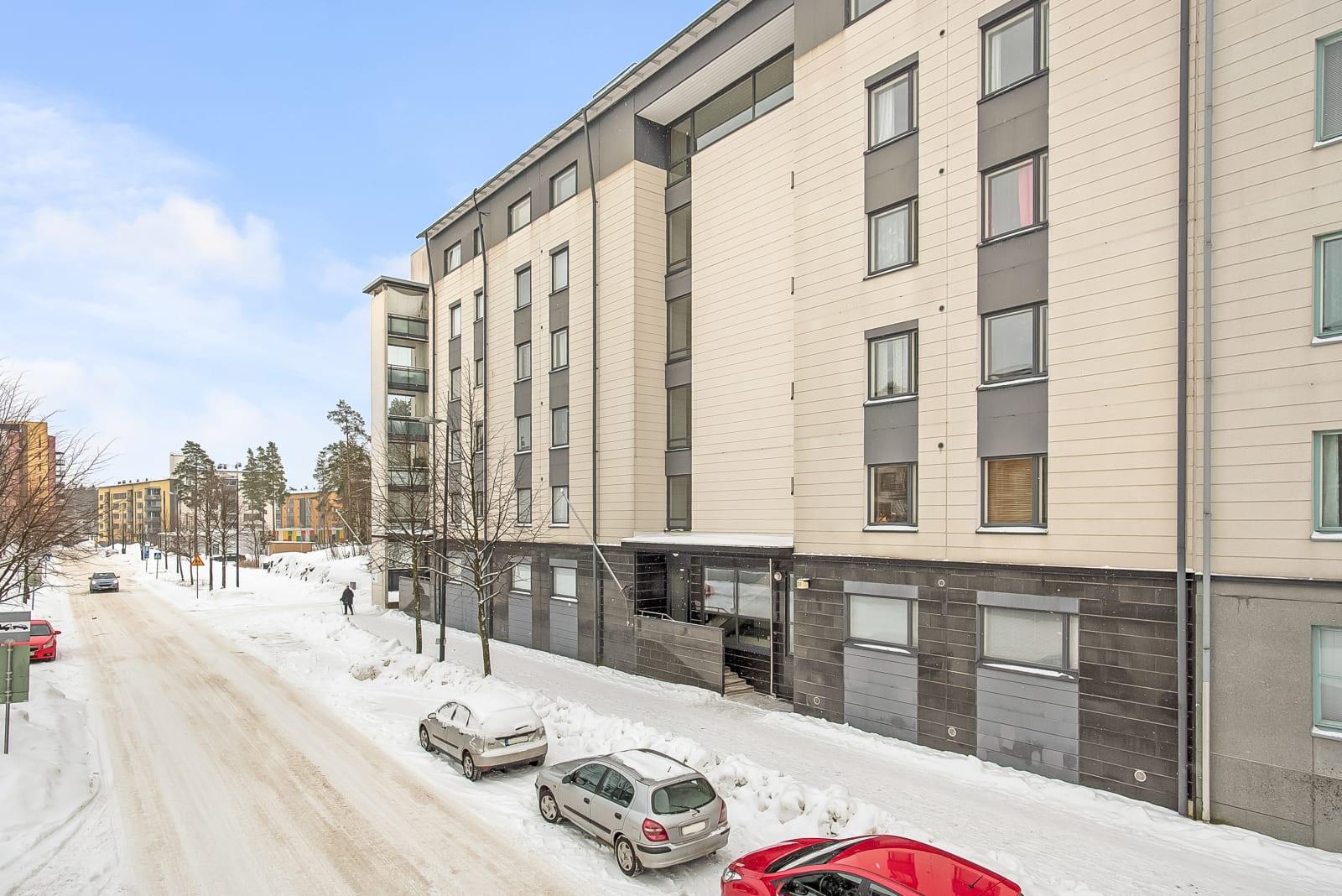 Helsinki, Vuosaari, Leikosaarentie 31