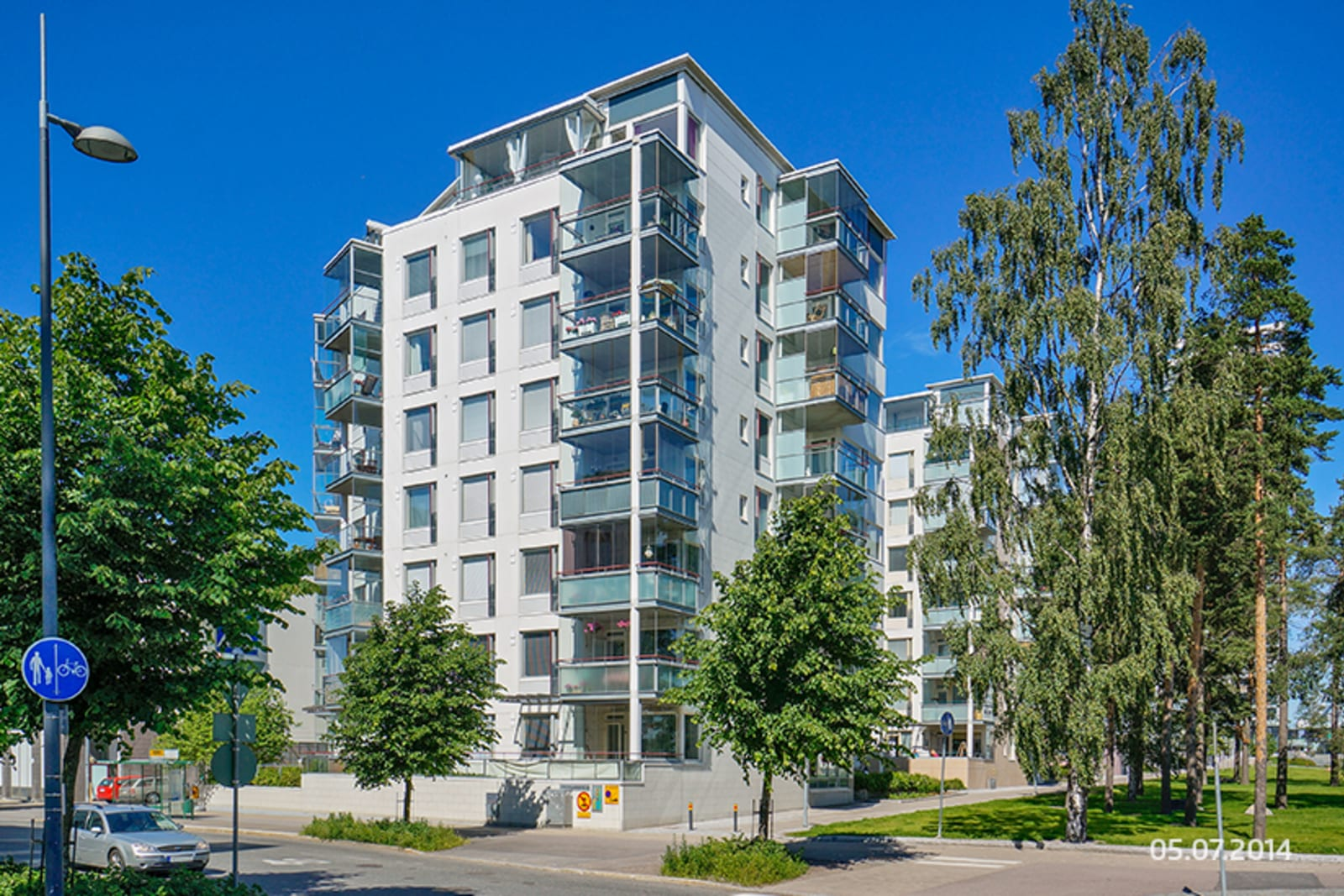 Helsinki, Vuosaari, Leikosaarentie 28