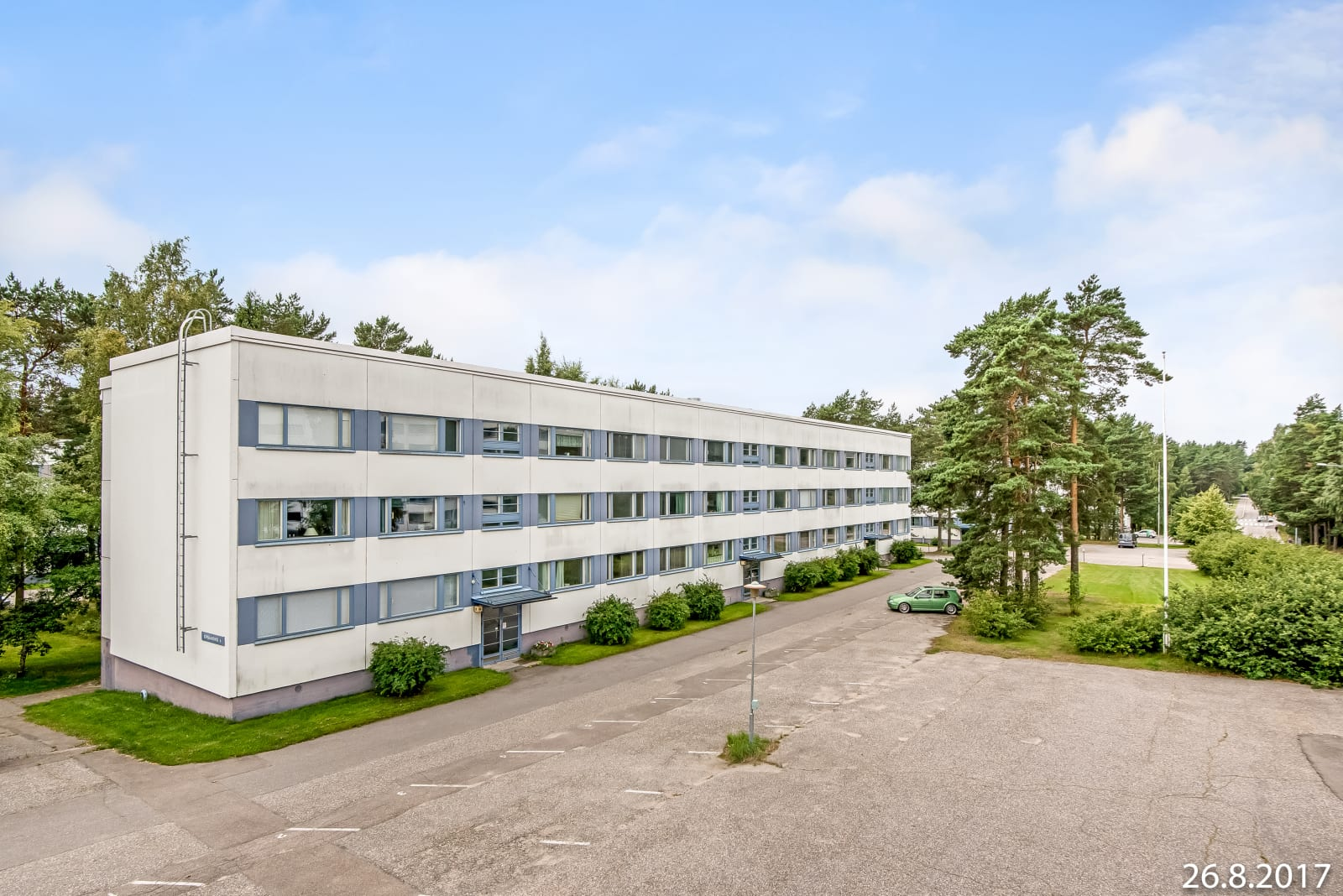 Helsinki, Vuosaari, Kivisaarentie 2-6