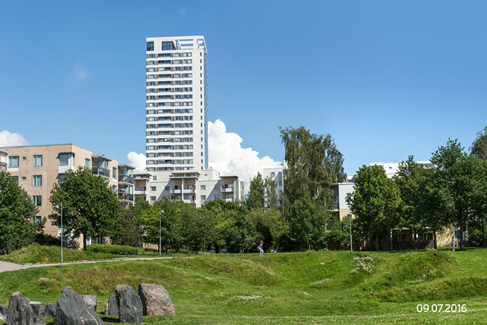 Helsinki, Vuosaari, Iiluodontie 9