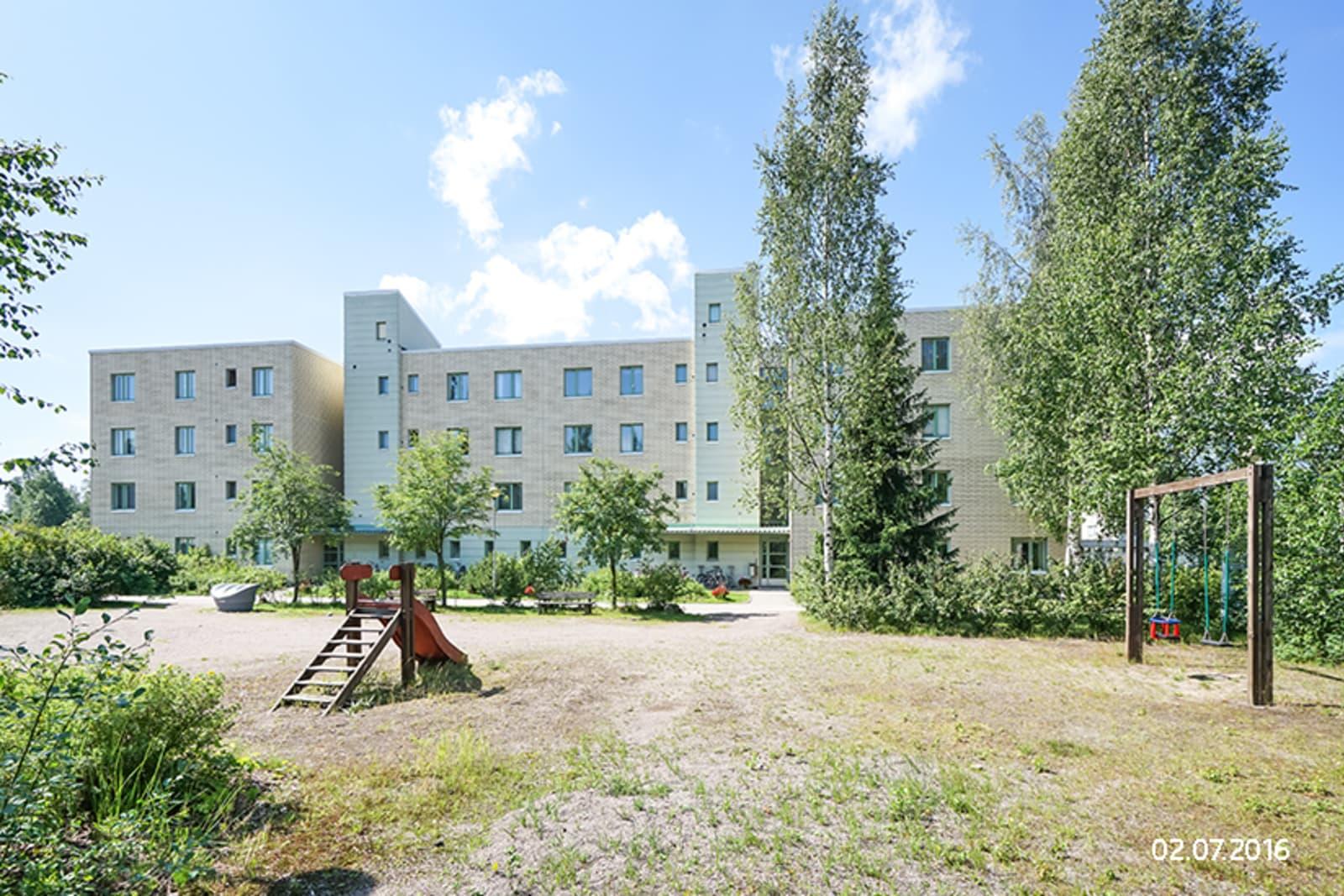 Järvenpää, Pöytäalho, Kartanontie 7