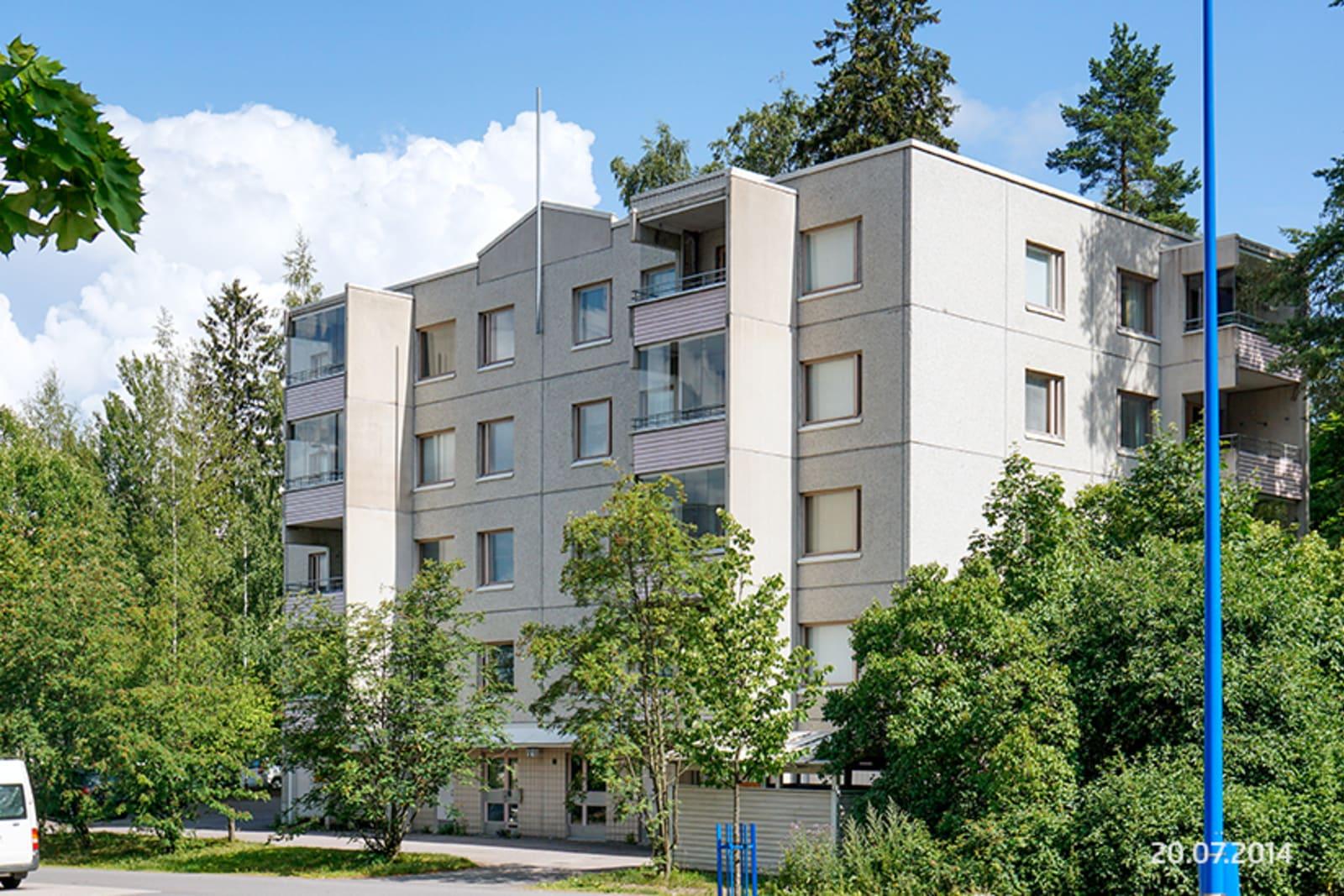 Järvenpää, Pöytäalho, Kartanontie 23