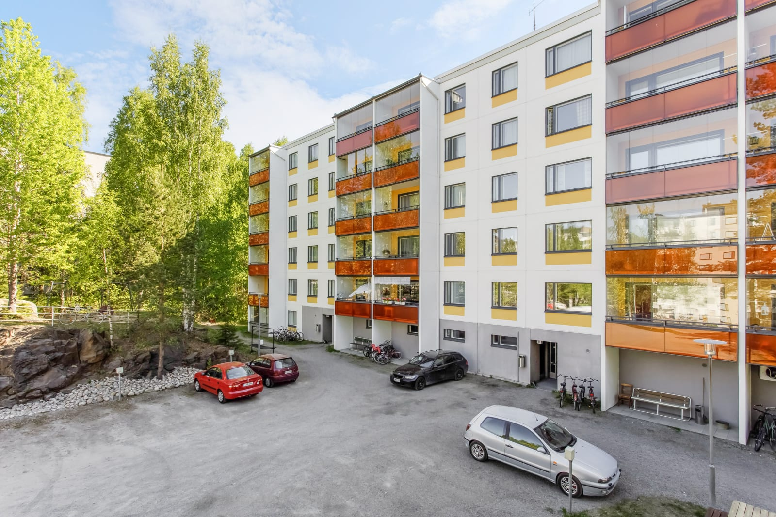 Jyväskylä, Keltinmäki, Sienitie 2