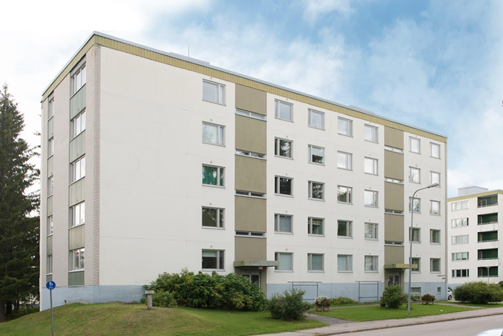 Jyväskylä, Keltinmäki, Keltinmäentie 27