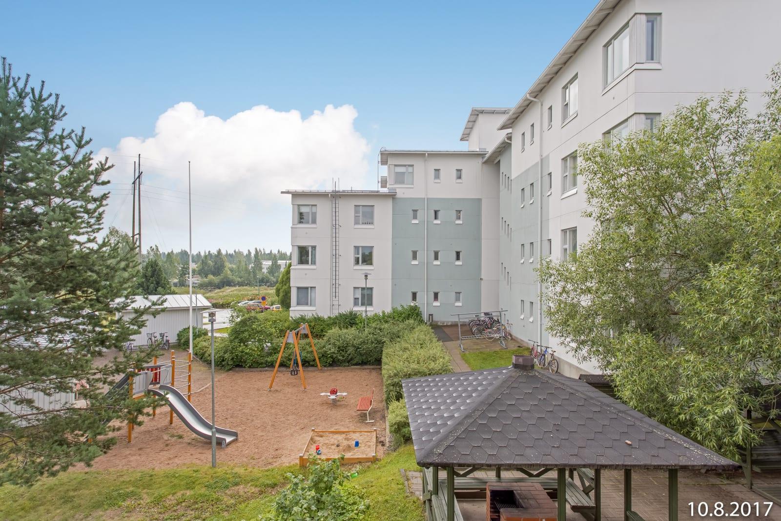 Jyväskylä, Kortepohja, Wilhelm Schildtin katu 10