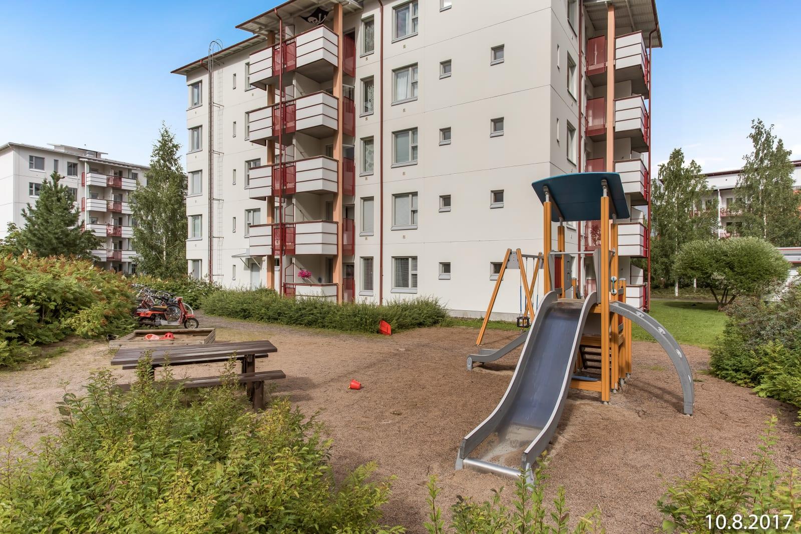 Jyväskylä, Kortepohja, Wilhelm Schildtin katu 13