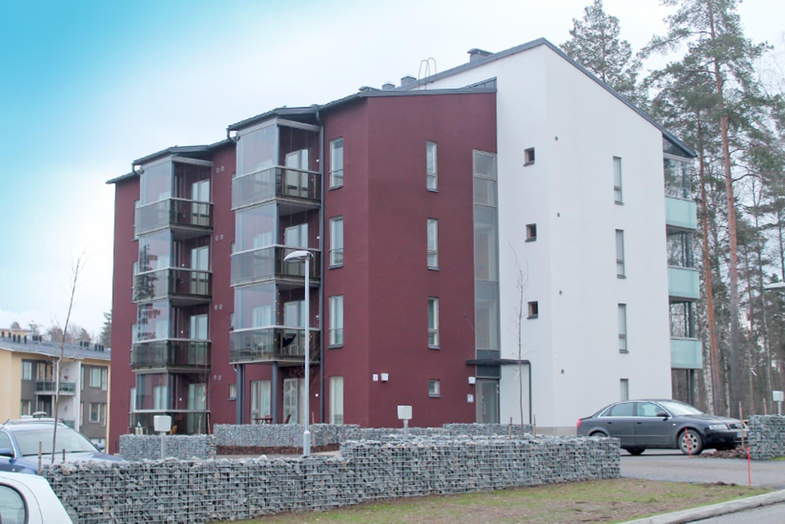 Jyväskylä, Kuokkala, Tanhukaari 7