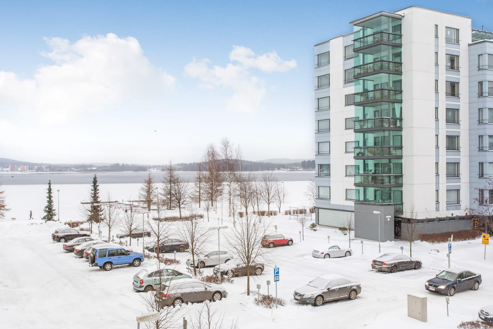 Jyväskylä, Lutakko, Vaneritori 3