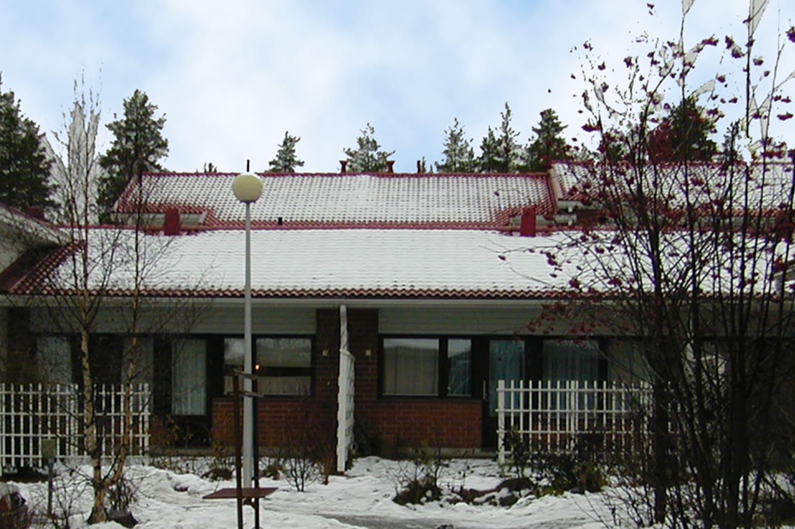 Jyväskylä, Tikkakoski, Lampikuja 1