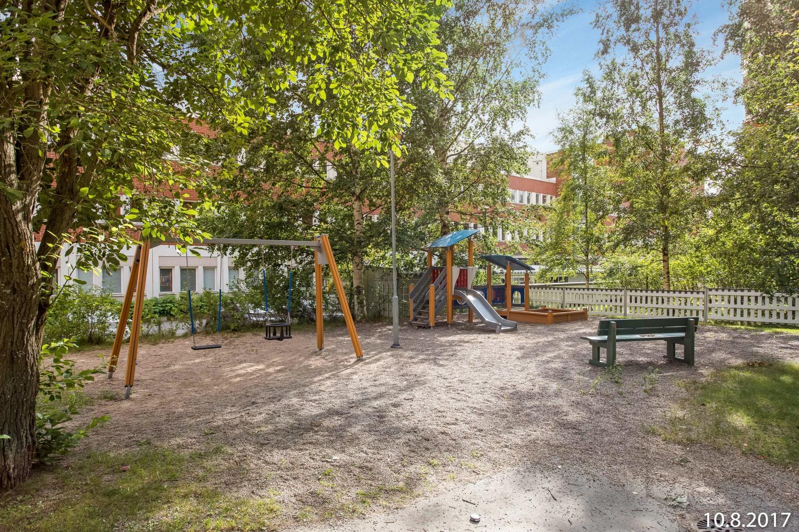Jyväskylä, Tourula, Ailakinkatu 13