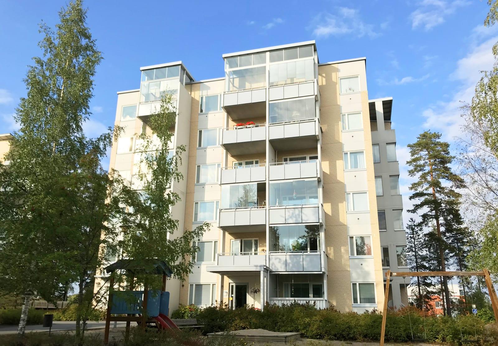 Jyväskylä, Vaajakoski, Kirkkotie 3