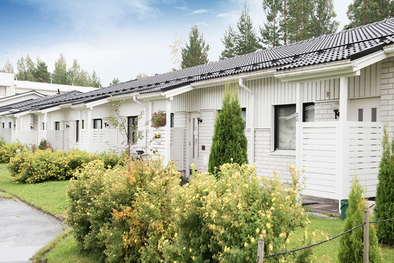 Jyväskylä, Varikko, Puolukkakuja 2