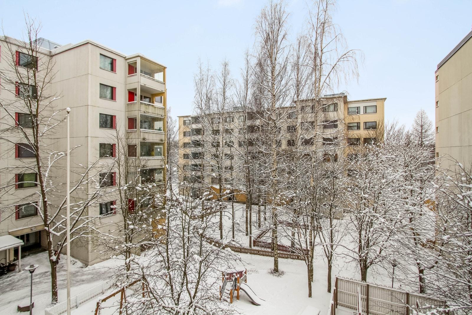 Kerava, Heikkilä, Porvoonkatu 4