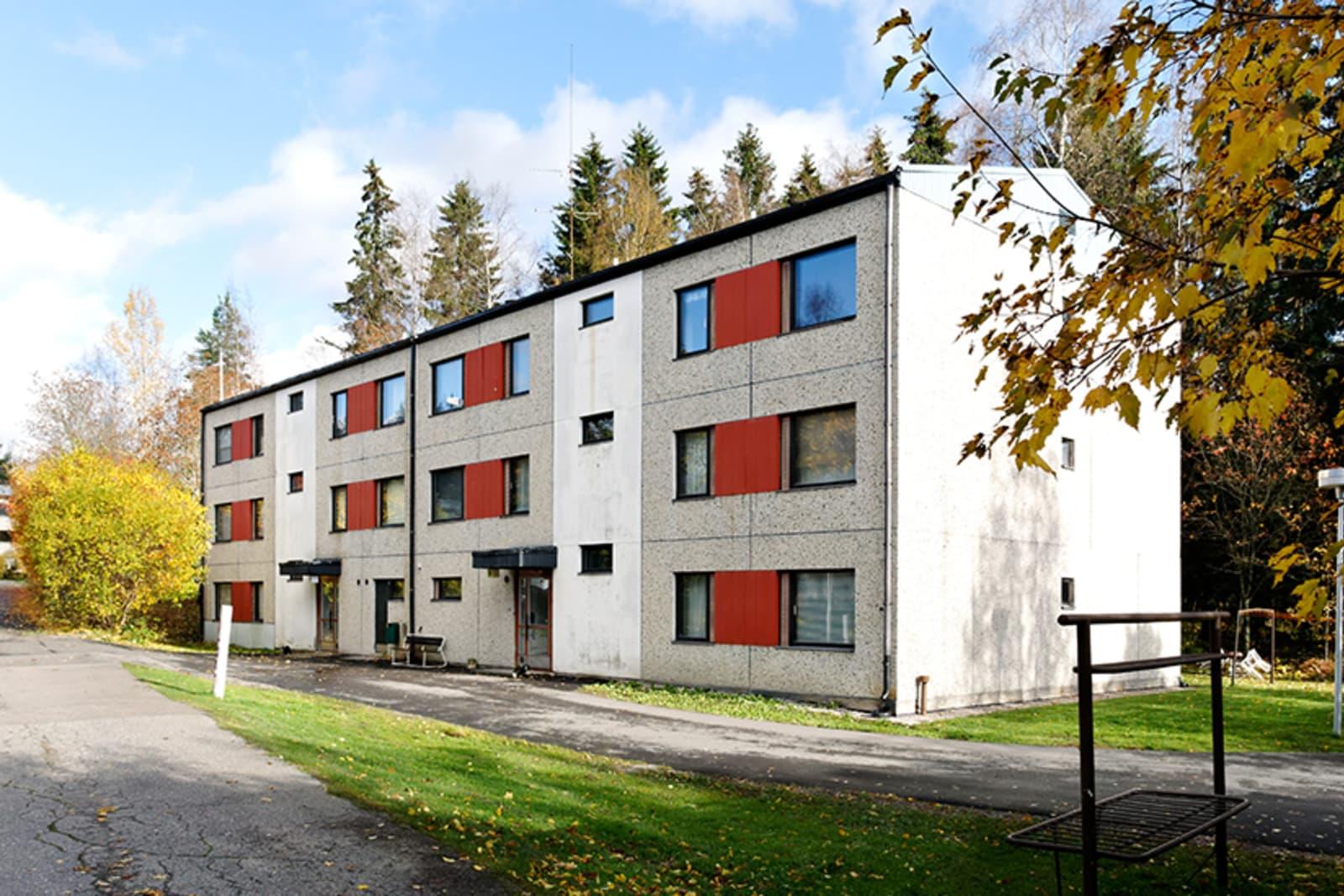 Lahti, Ahtiala, Puolukkapolku 2