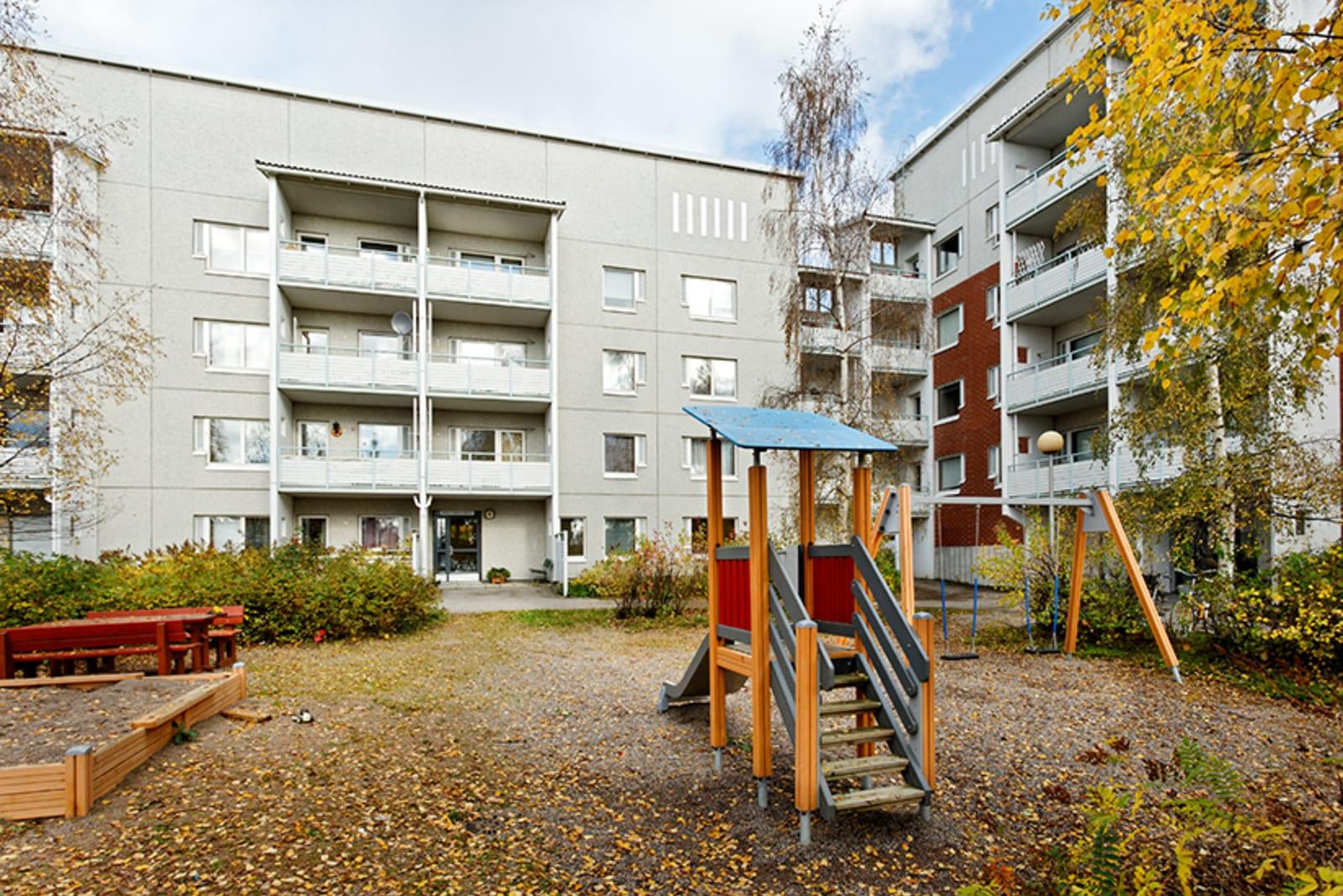 Lahti, Asemantausta, Nuolikatu 9