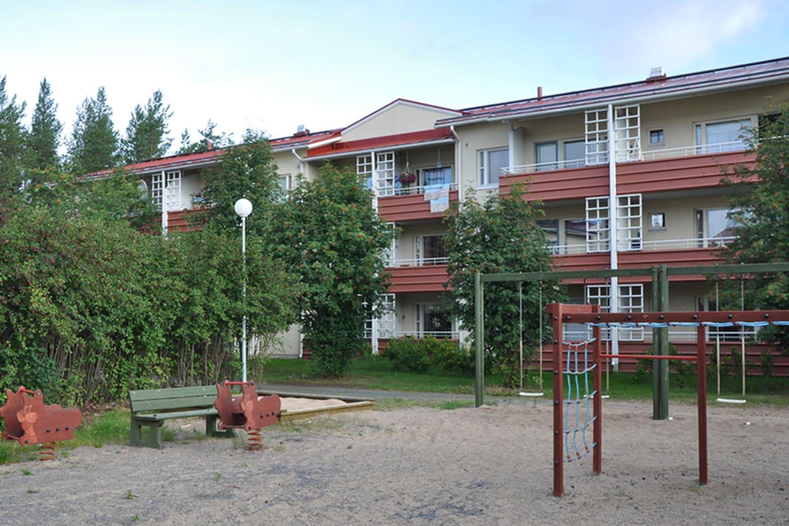 Oulu, Kaijonharju, Kalevalantie 15