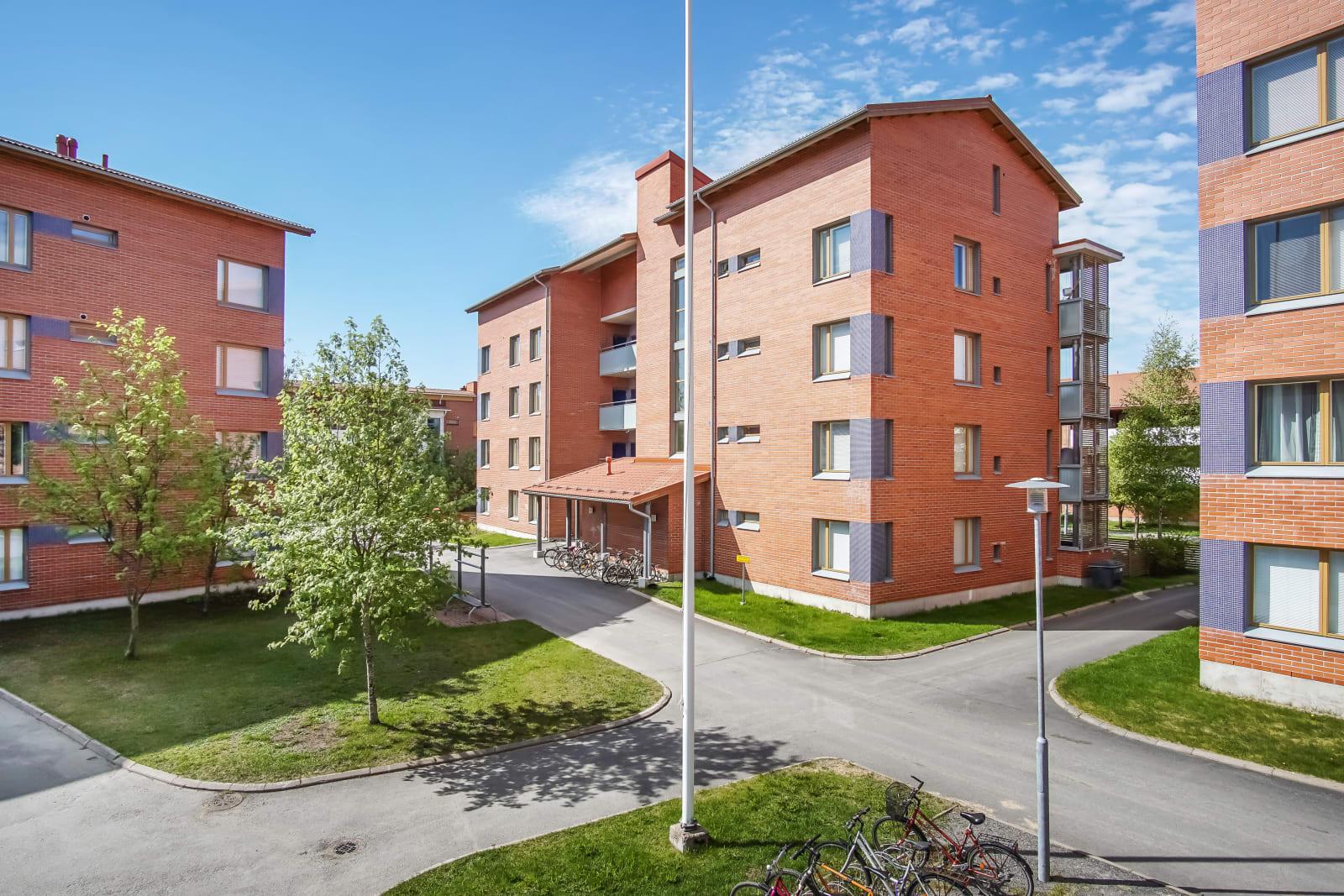 Oulu, Laanila, Notaarintie 1