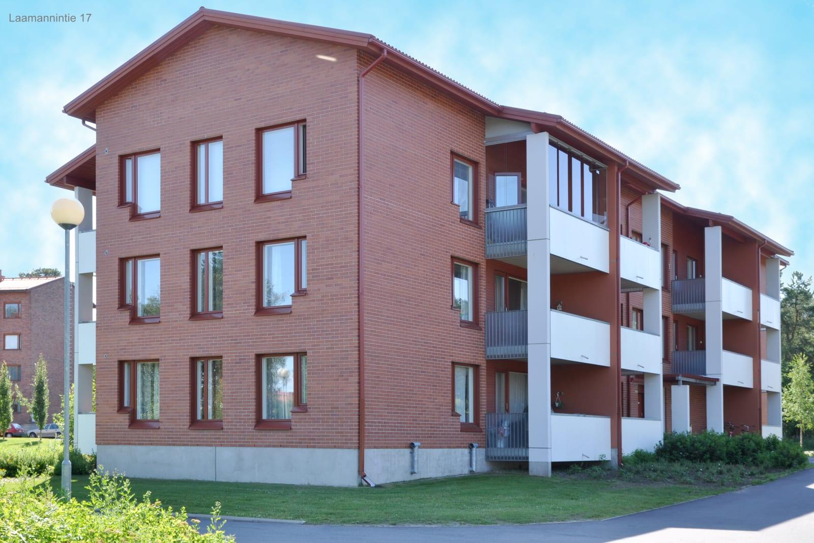 Oulu, Laanila, Laamannintie 17