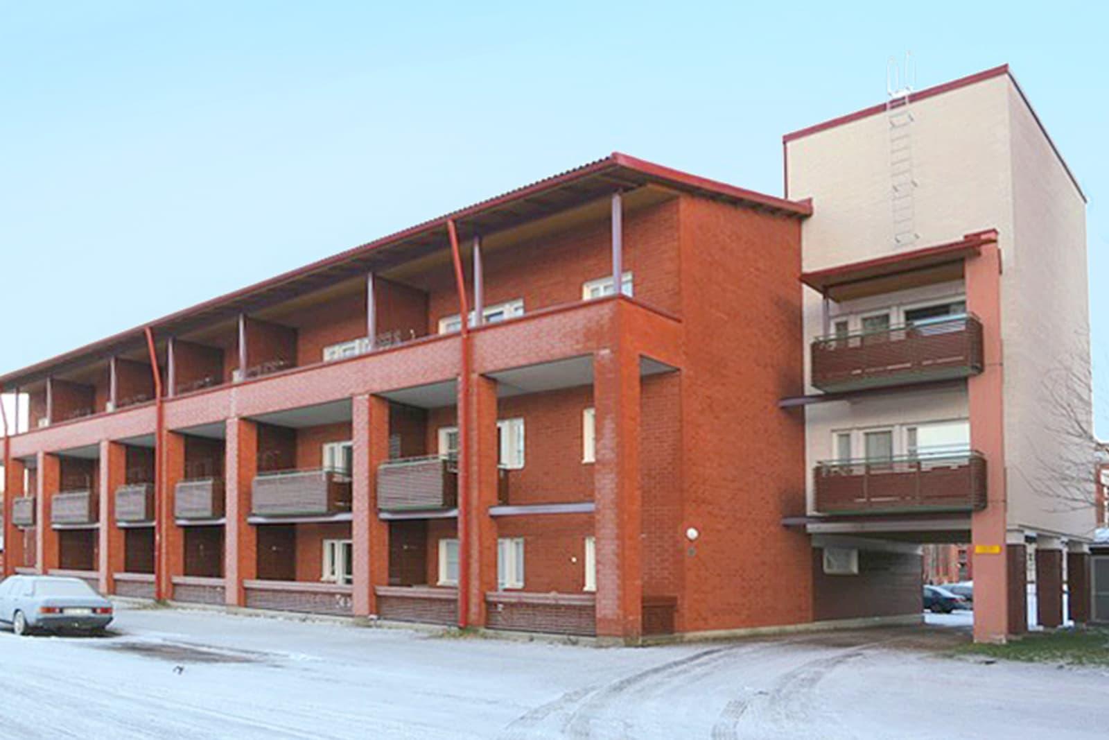 Oulu, Meri-Toppila, Paalikatu 23