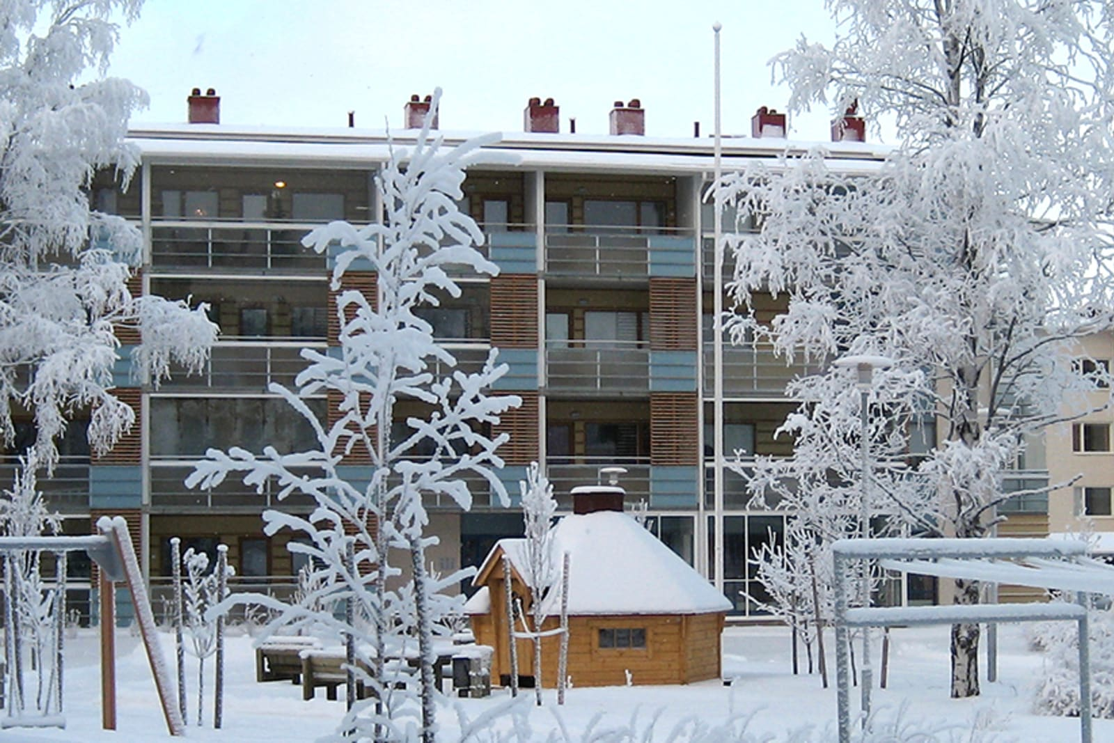 Oulu, Peltola, Kurkelantie 12 B