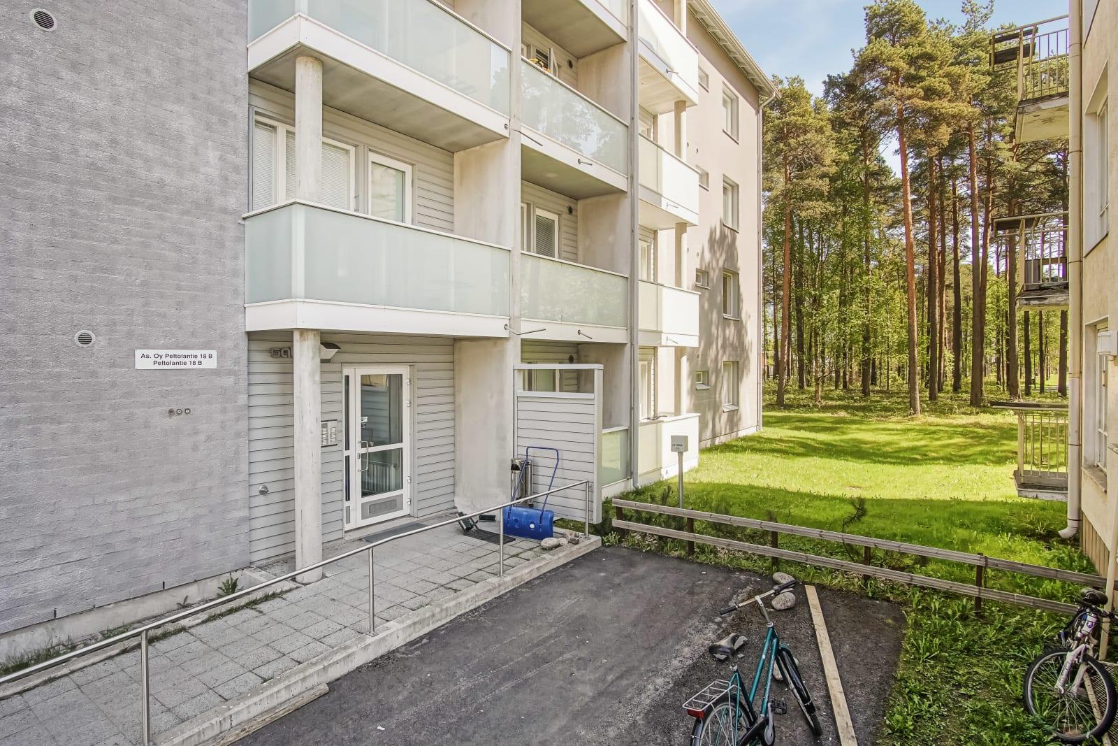 Oulu, Peltola, Peltolantie 18 B