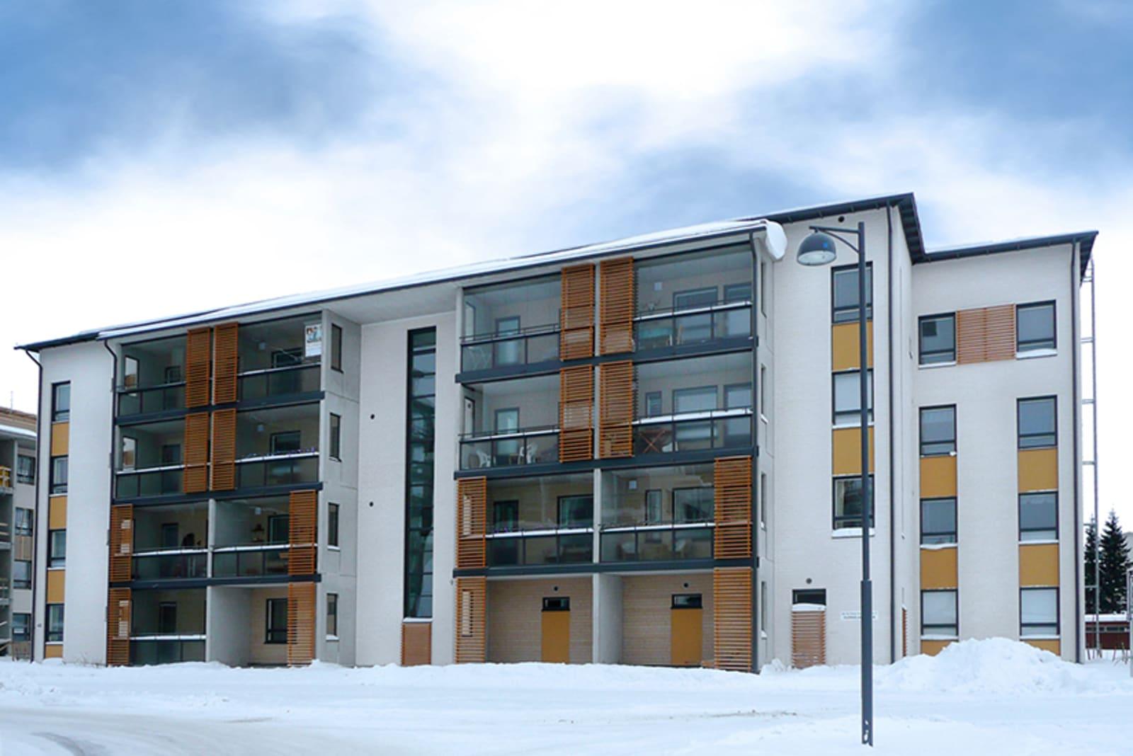 Oulu, Värttö, Kurkelantie 4