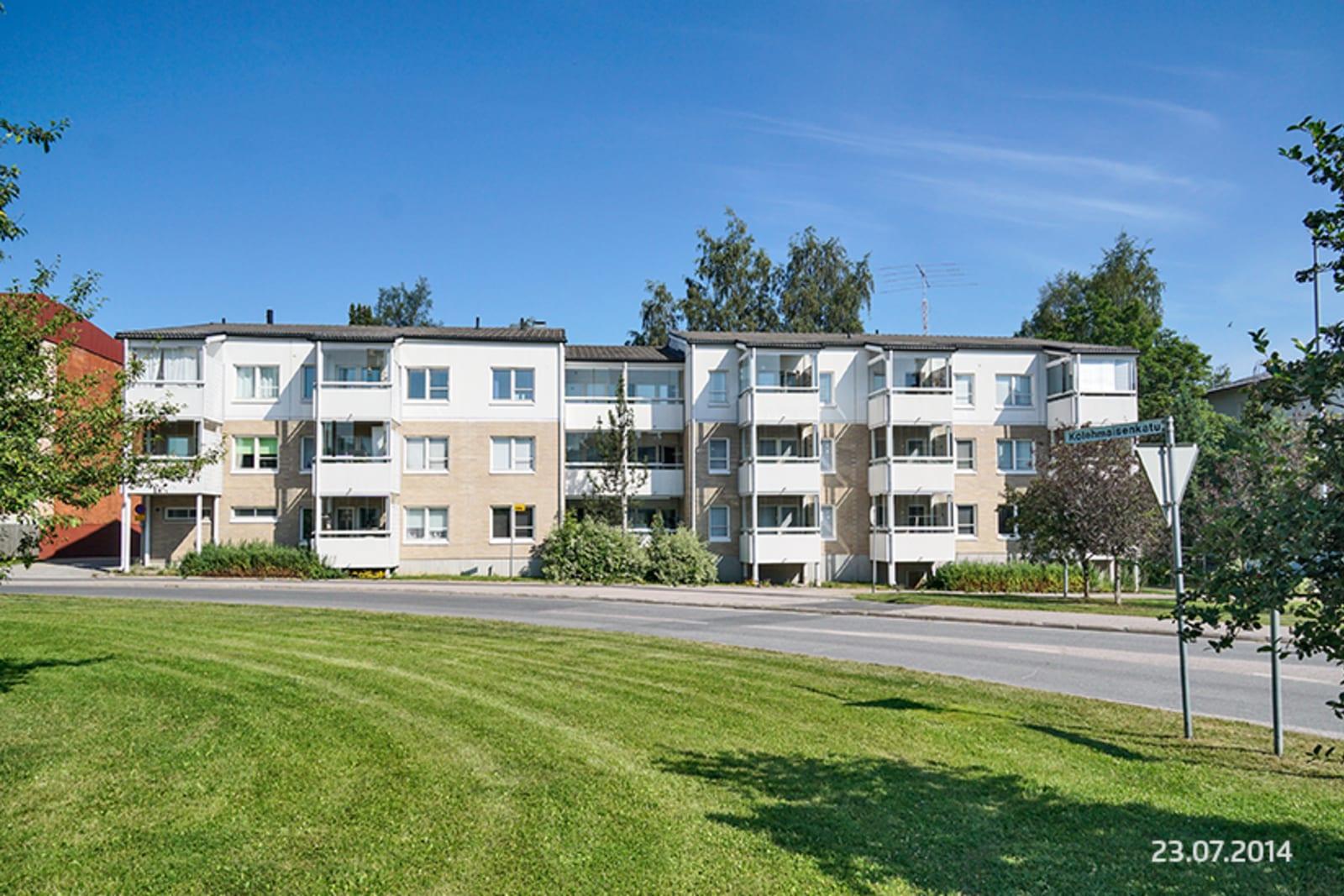 Riihimäki, Hirsimäki, Kolehmaisenkatu 3-5