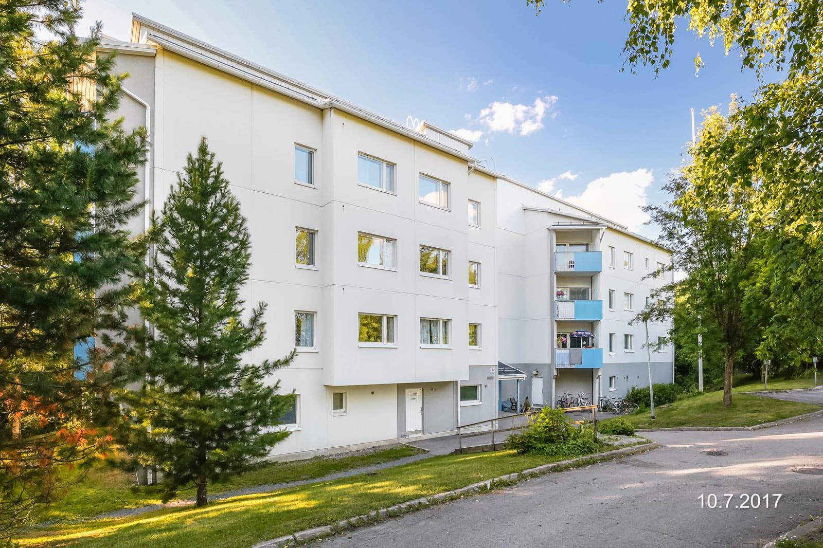 Tampere, Annala, Hikivuorenkatu 27