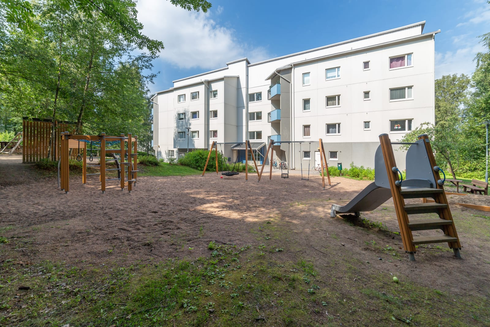 Tampere, Annala, Hikivuorenkatu 29