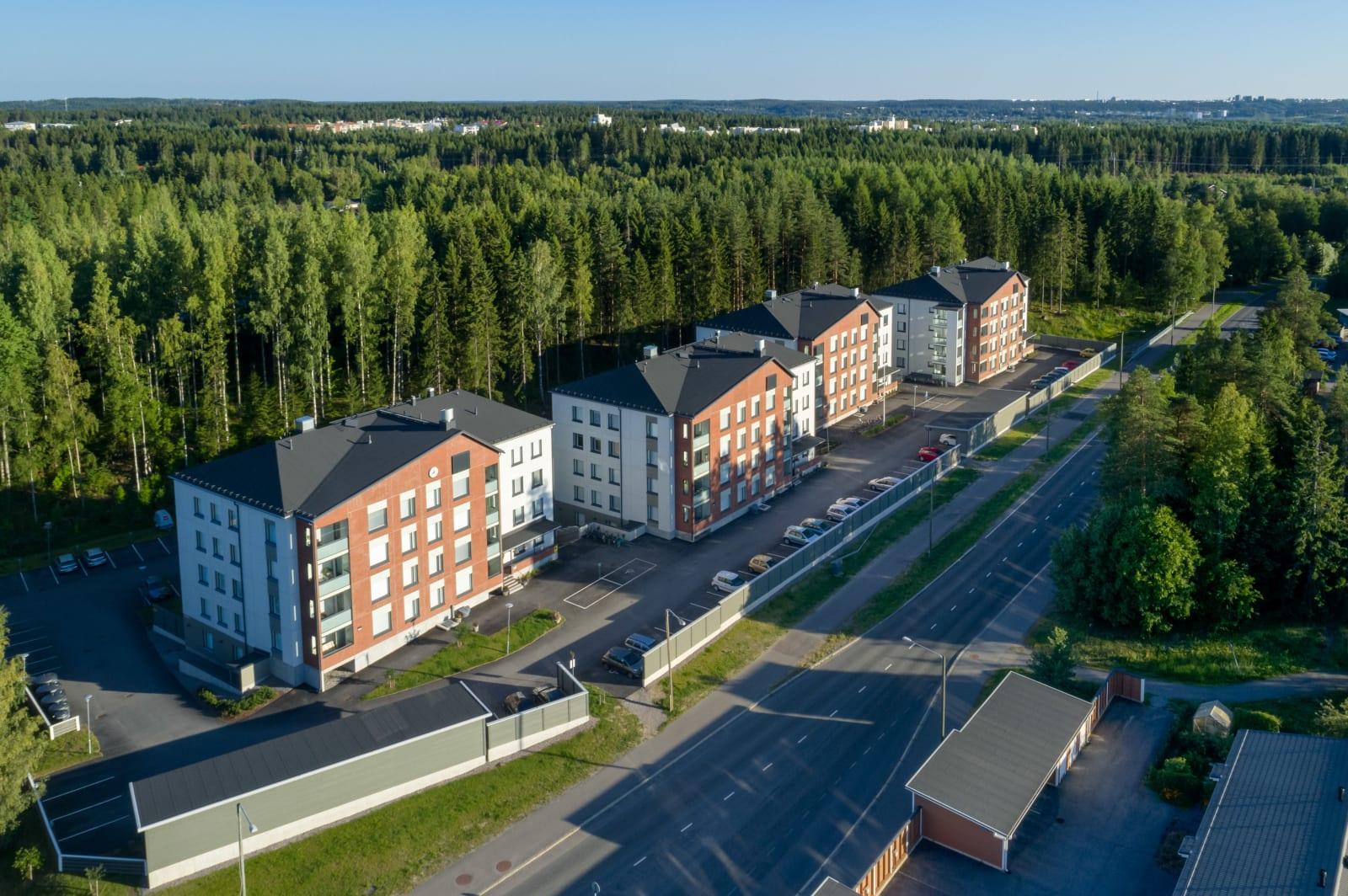 Tampere, Atala, Atanväylä 4