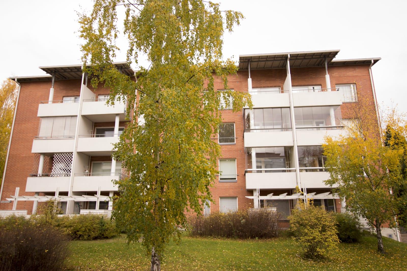 Tampere, Epilä, Haapalinnanraitti 4