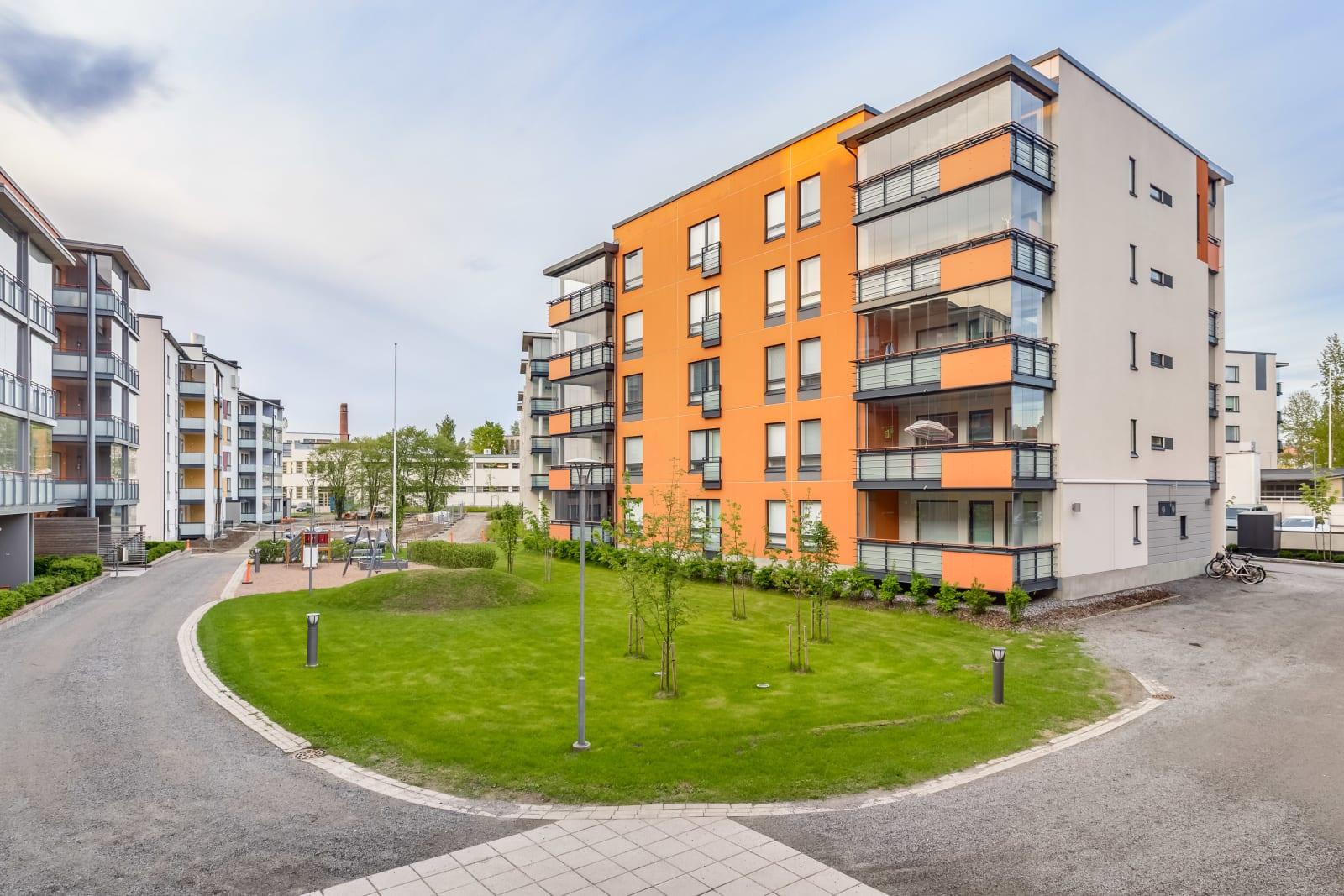 Tampere, Härmälänranta, Lentovarikonkatu 10