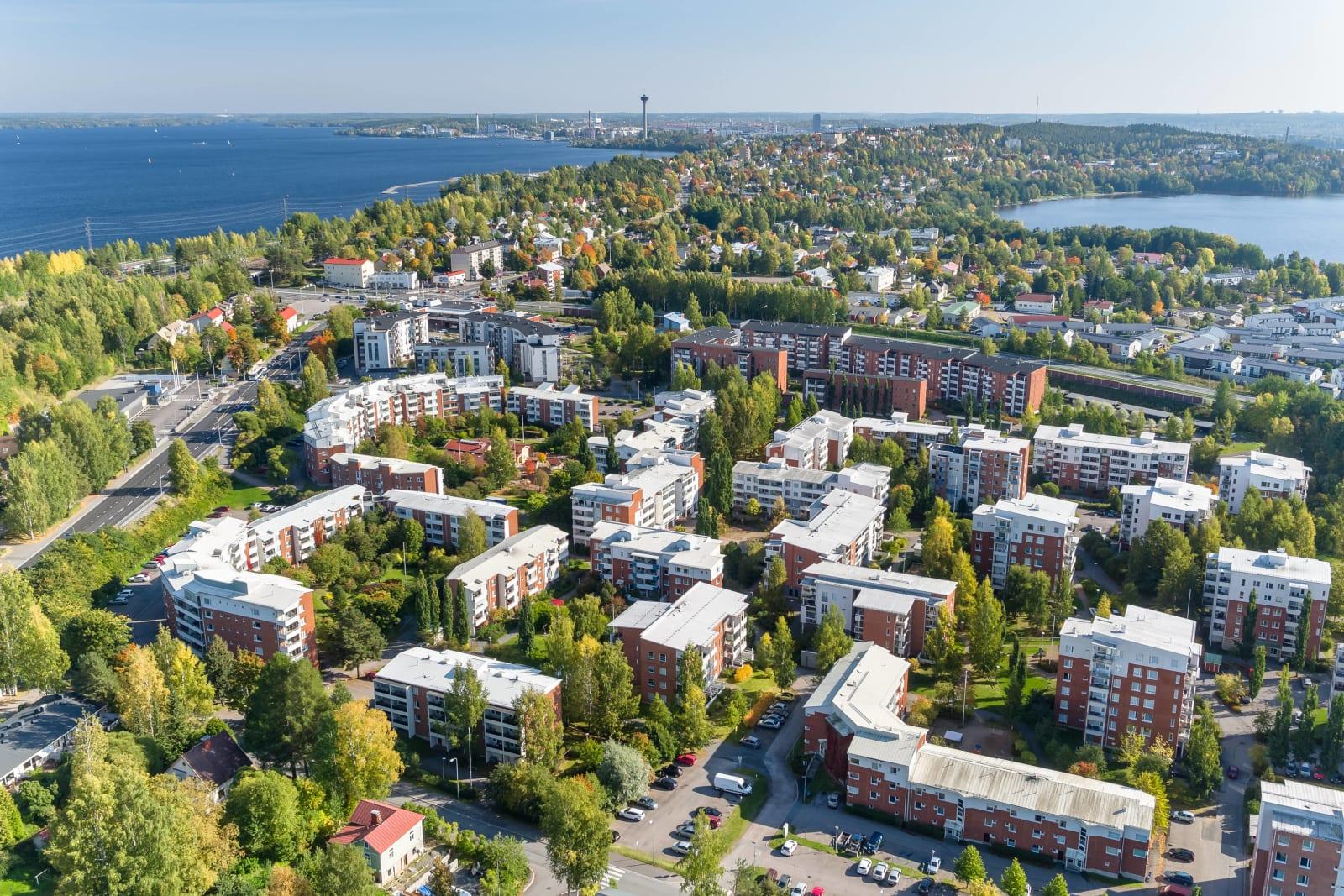 Tampere, Haapalinna, Peurankatu 13