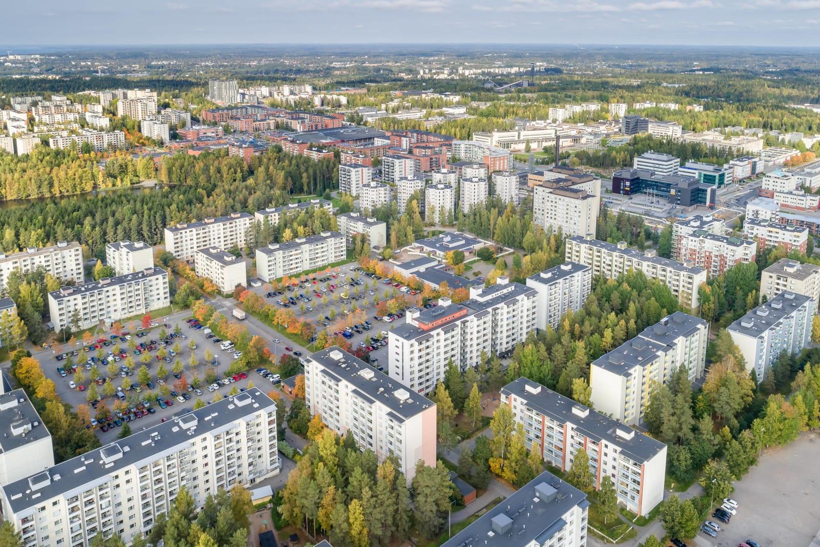 Tampere, Hervanta, Mekaniikanpolku 14
