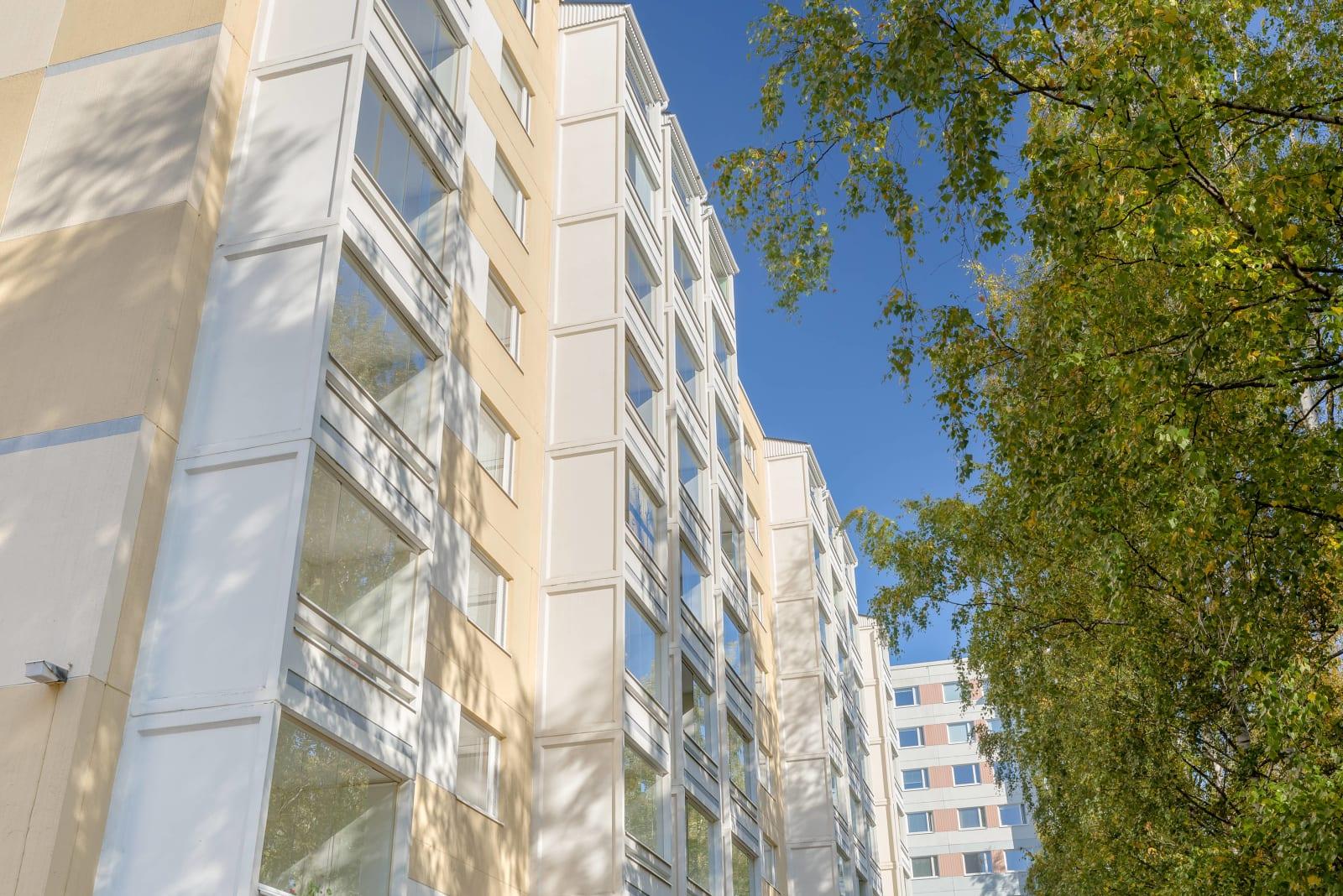 Tampere, Hervanta, Opiskelijankatu 15