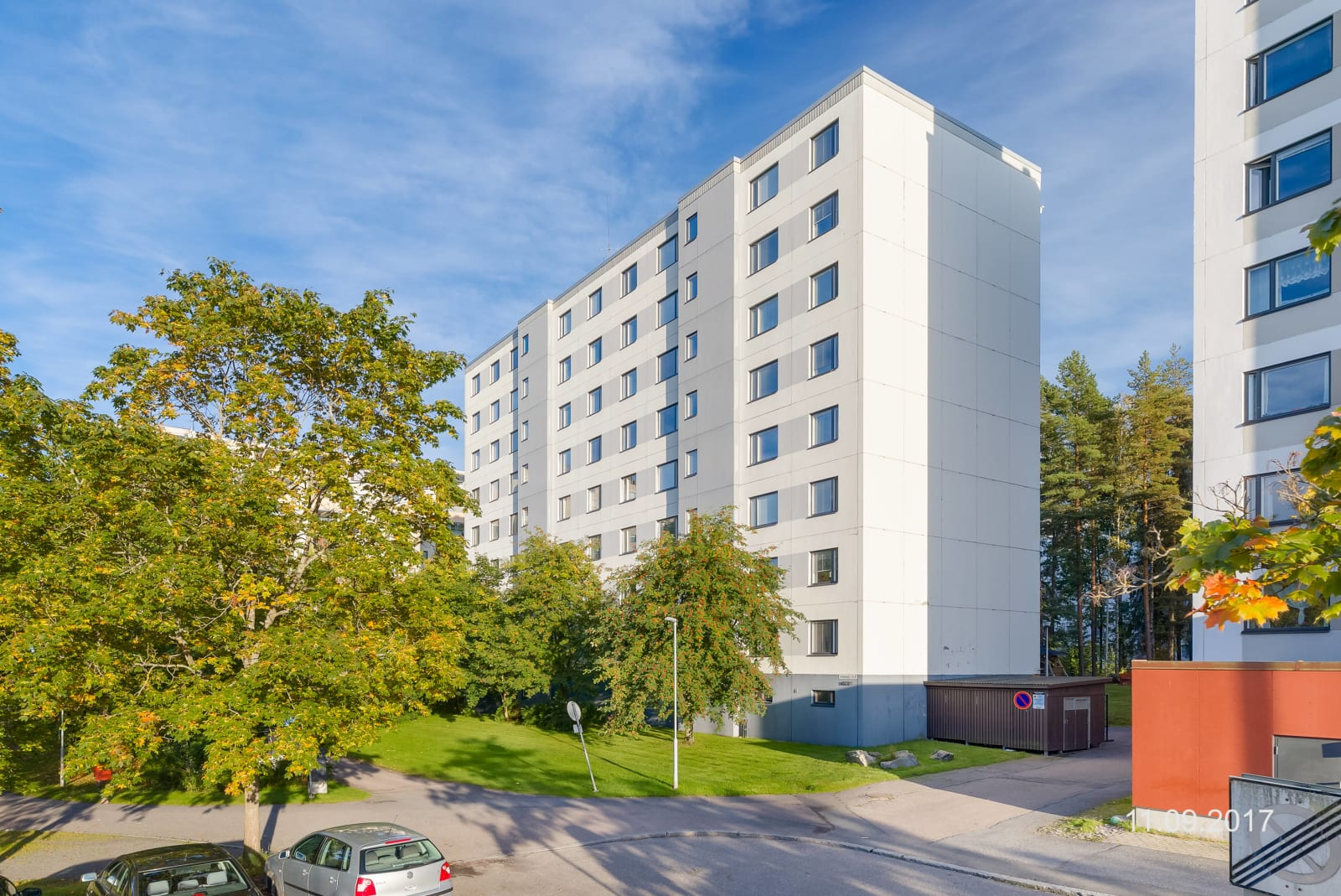 Tampere, Hervanta, Atomikatu 1