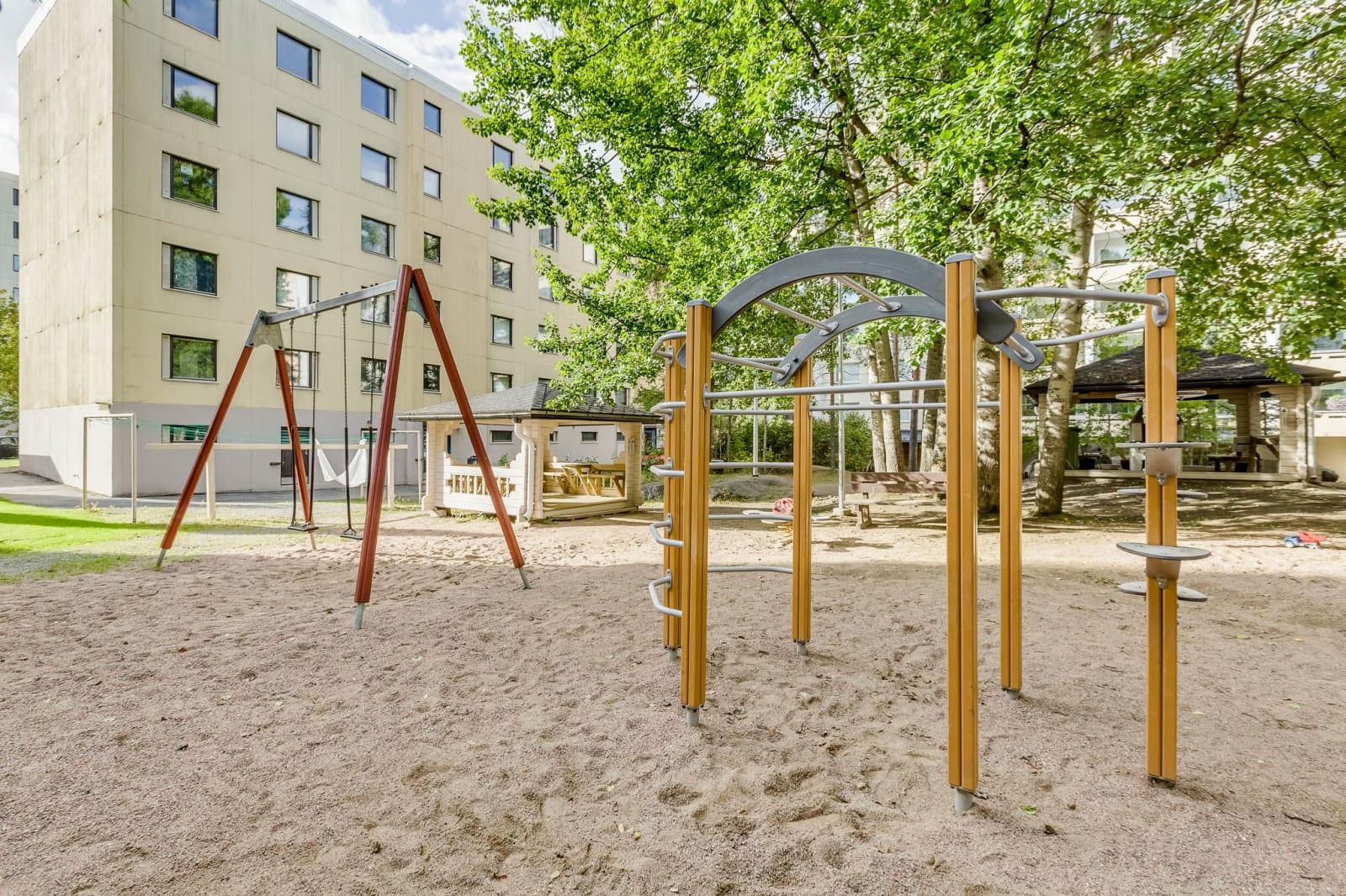 Tampere, Hervanta, Ruovedenkatu 11