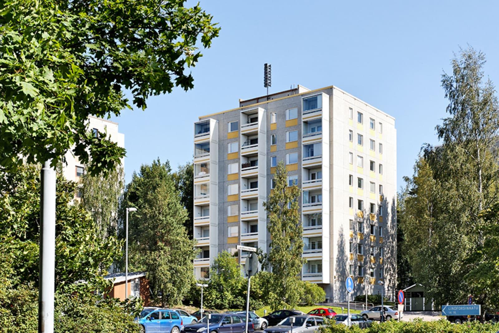 Tampere, Hervanta, Lindforsinkatu 12