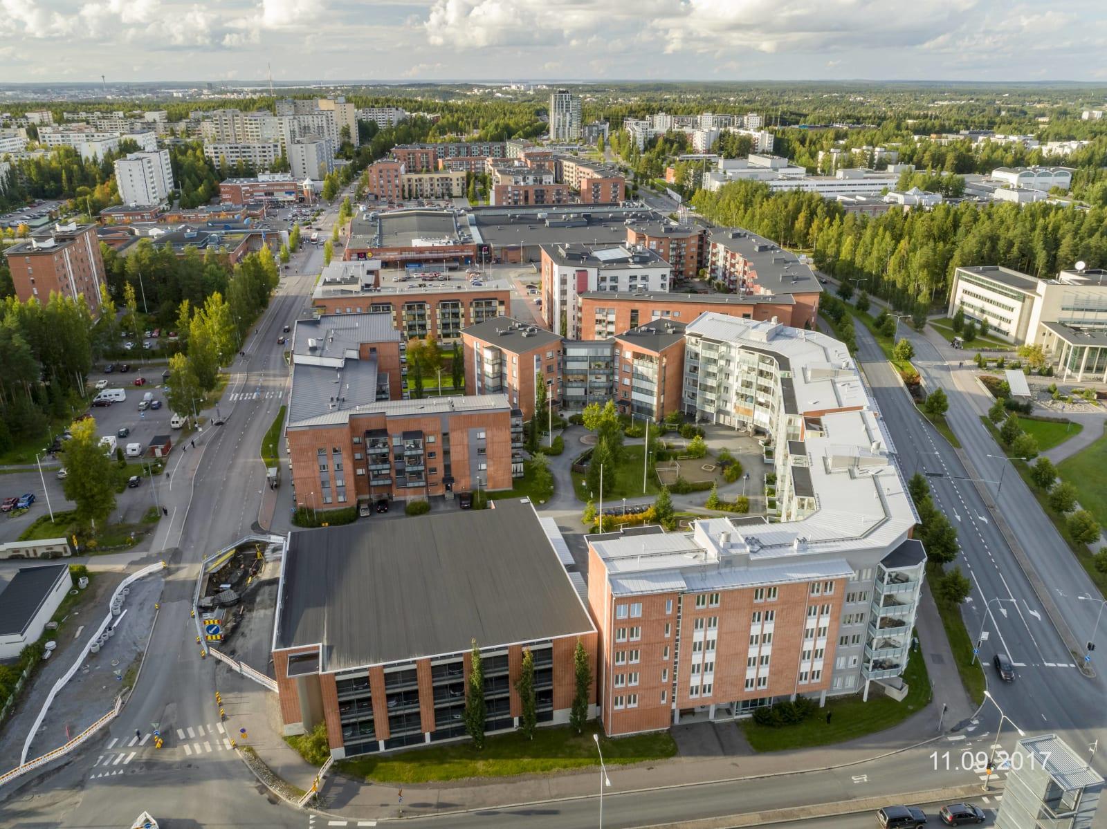 Tampere, Hervanta, Tamppikuja 3