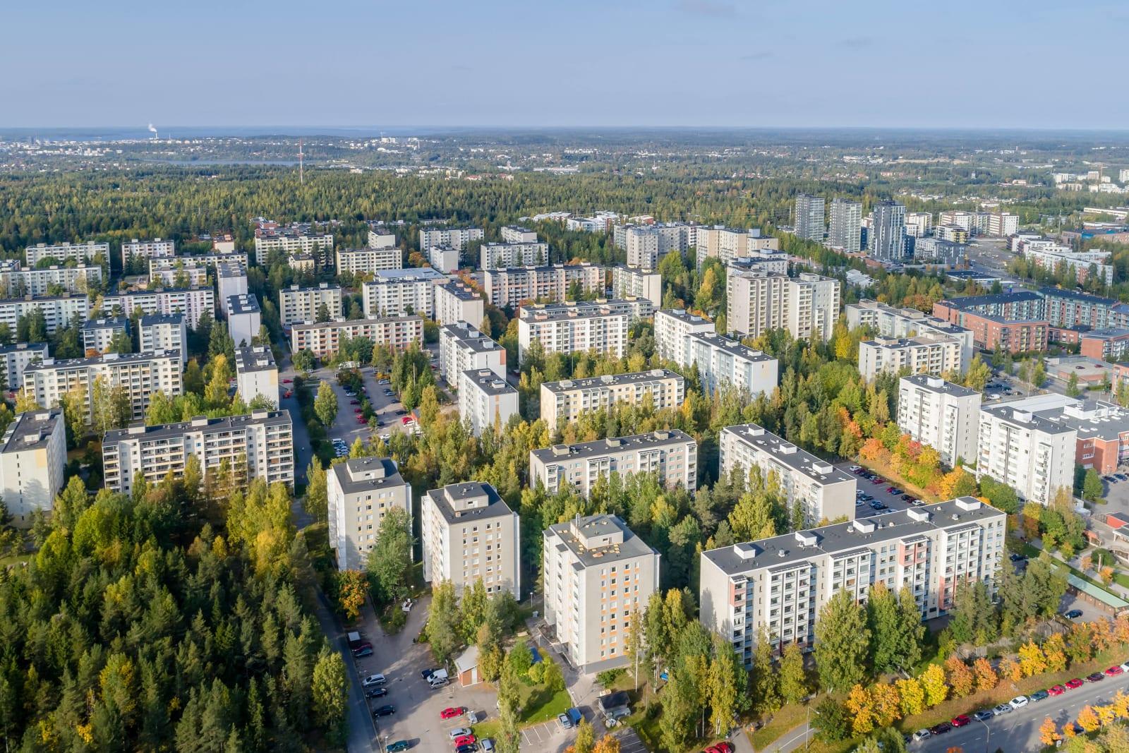 Tampere, Hervanta, Opiskelijankatu 14