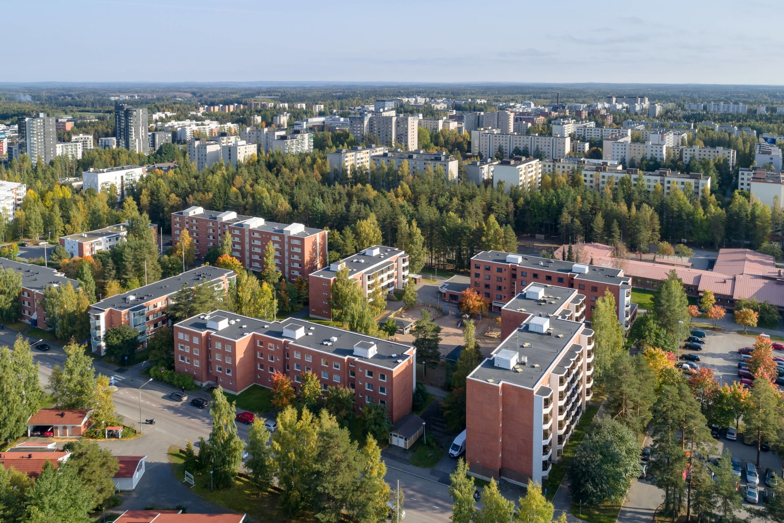 Tampere, Hervanta, Kanjoninkatu 15