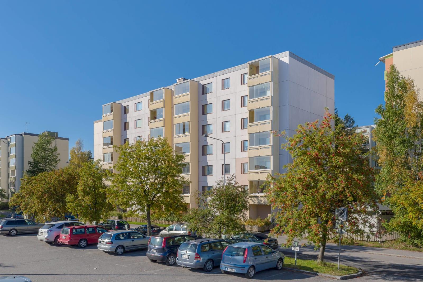 Tampere, Hervanta, Muroleenkatu 4