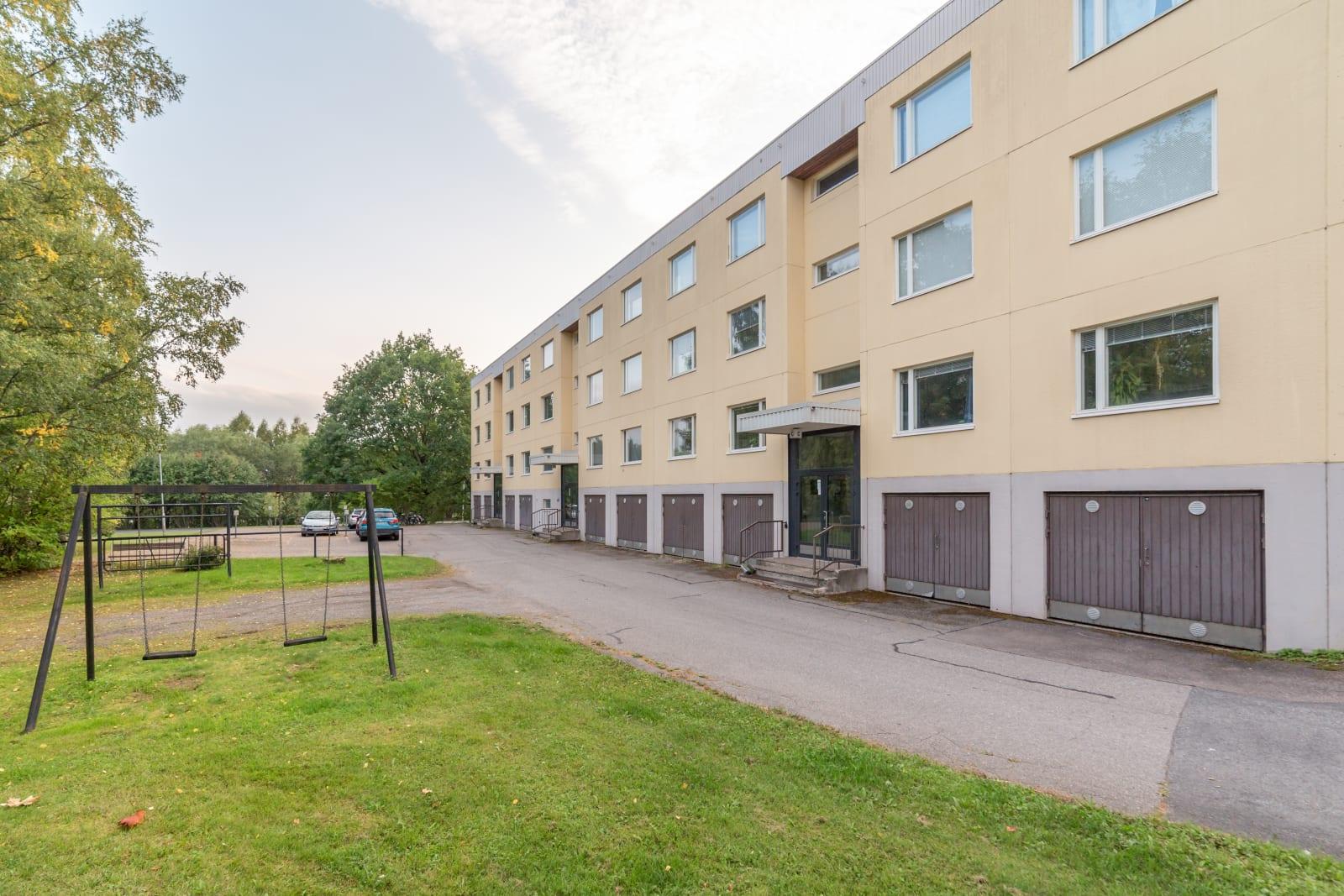 Tampere, Järvensivu, Kuikankatu 2 A