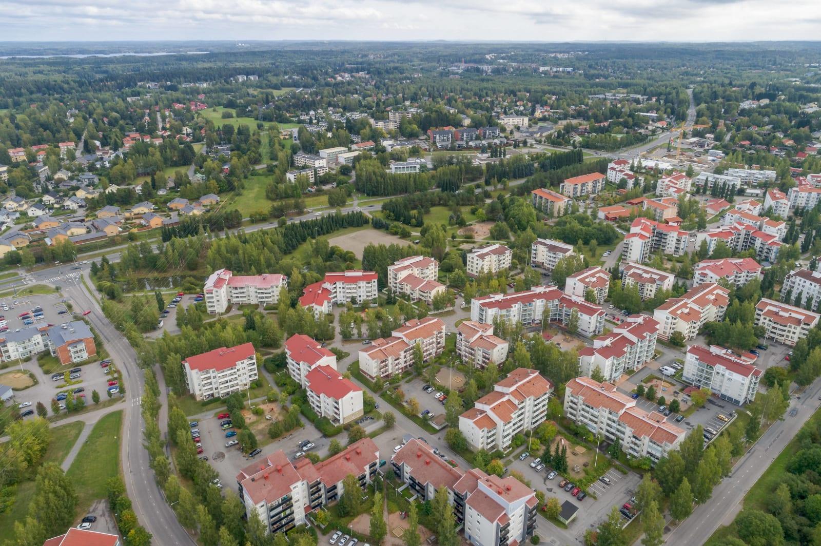 Tampere, Janka, Jankanraitti 20